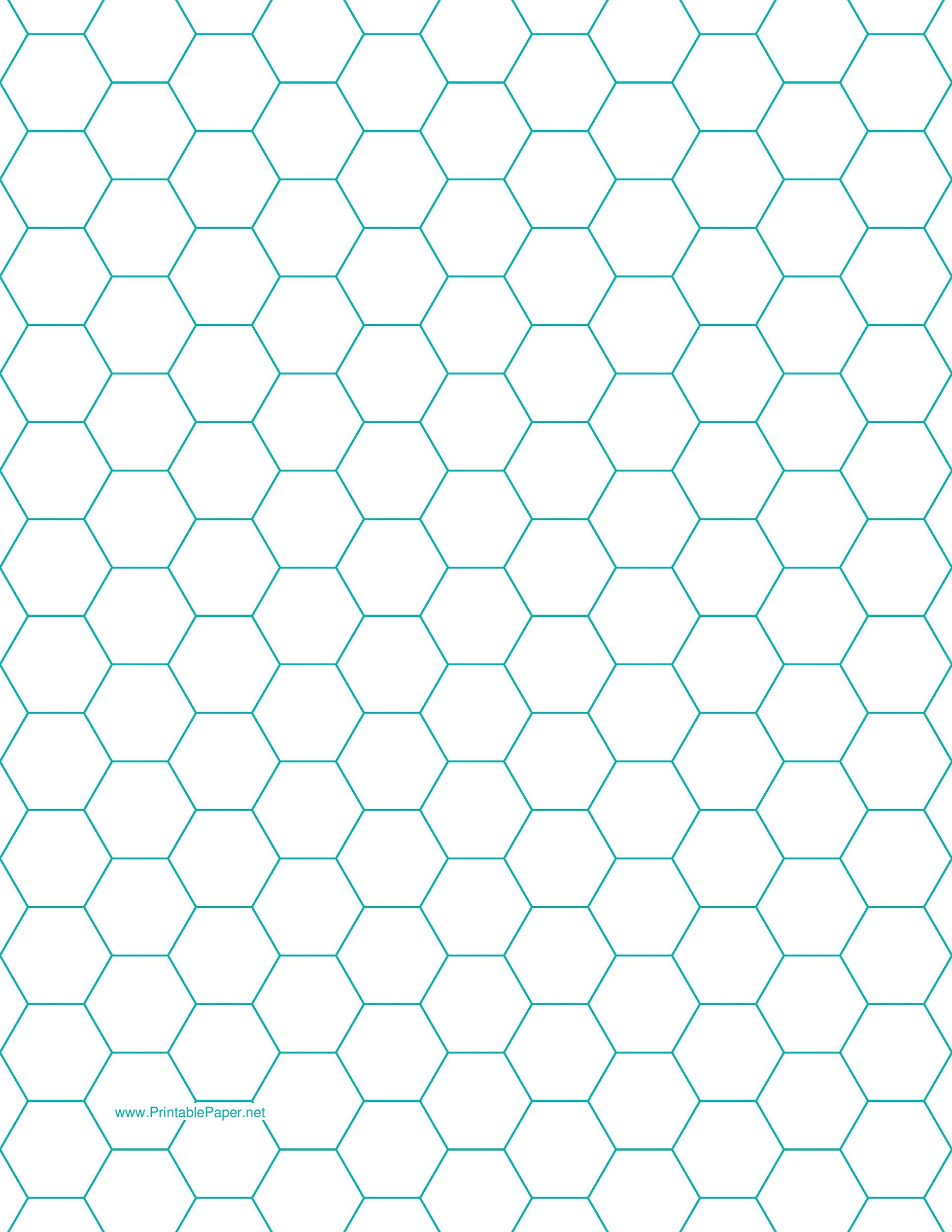 Free Graph Paper Template 23
