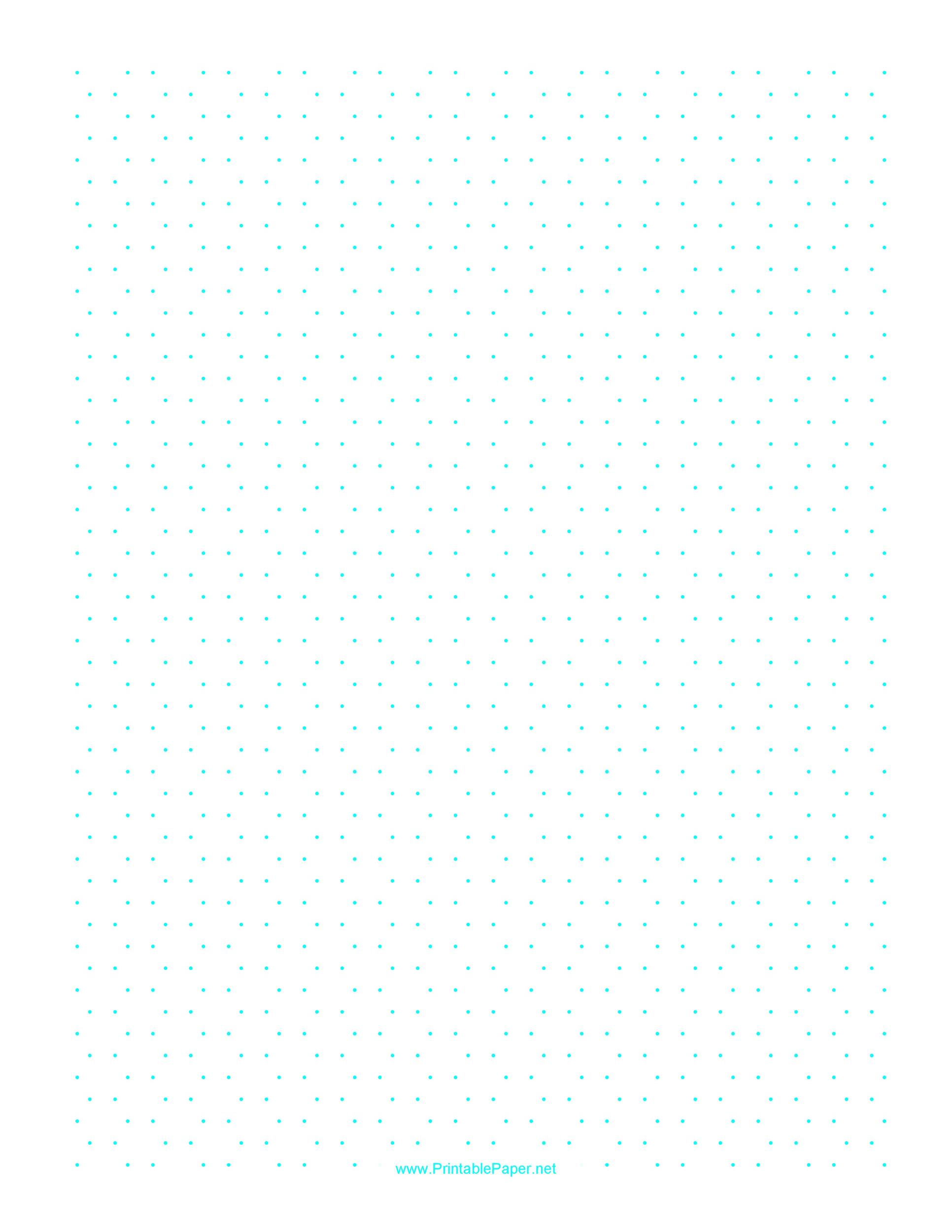 Free Graph Paper Template 24