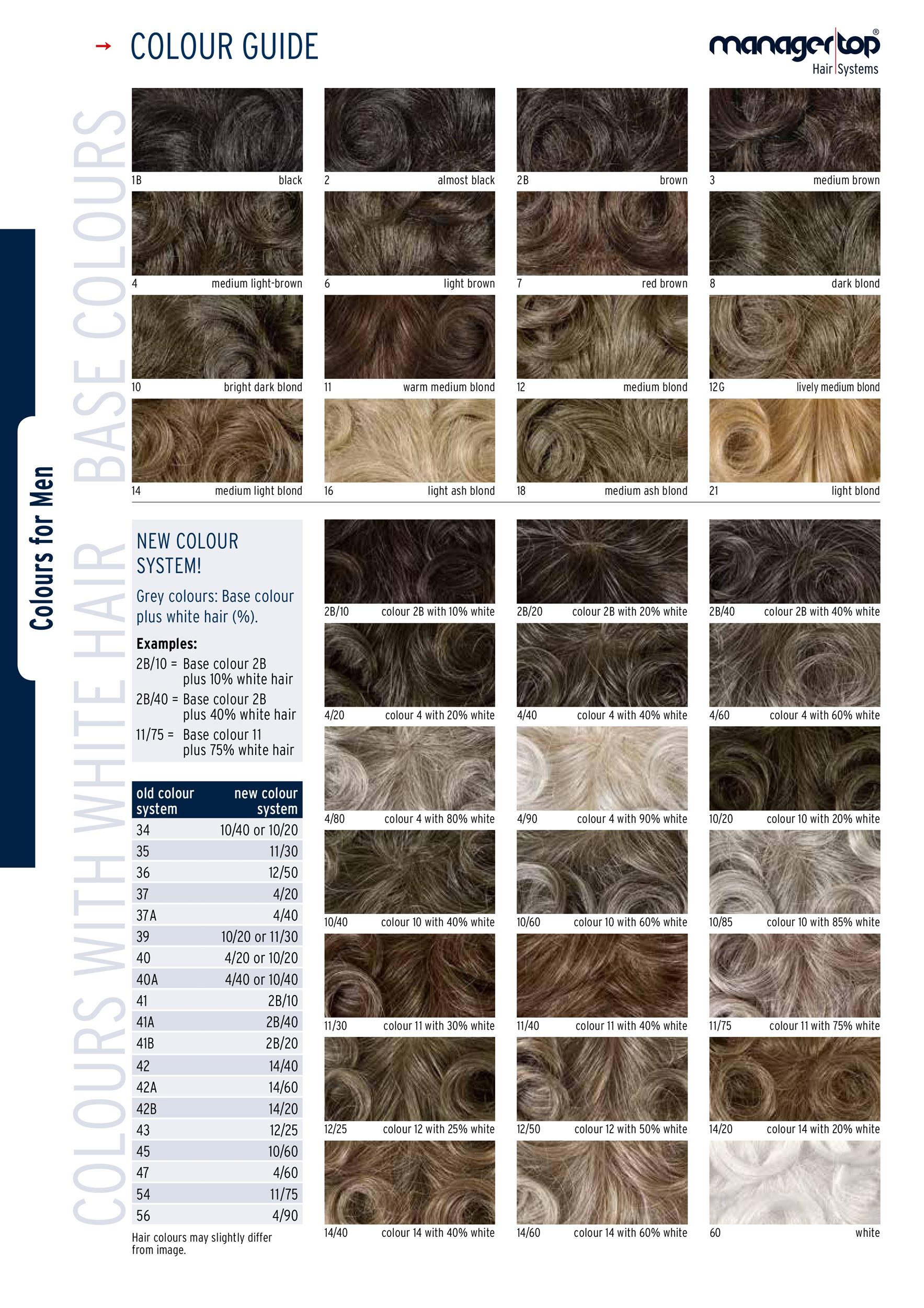 Free Redken color chart 12