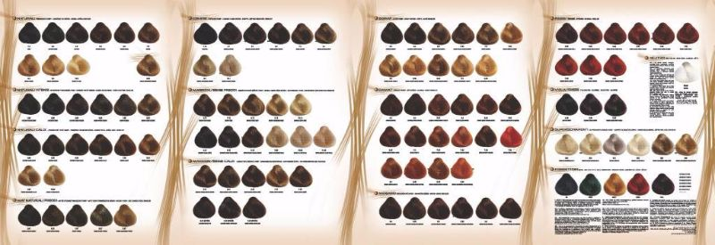 Free Redken color chart 22