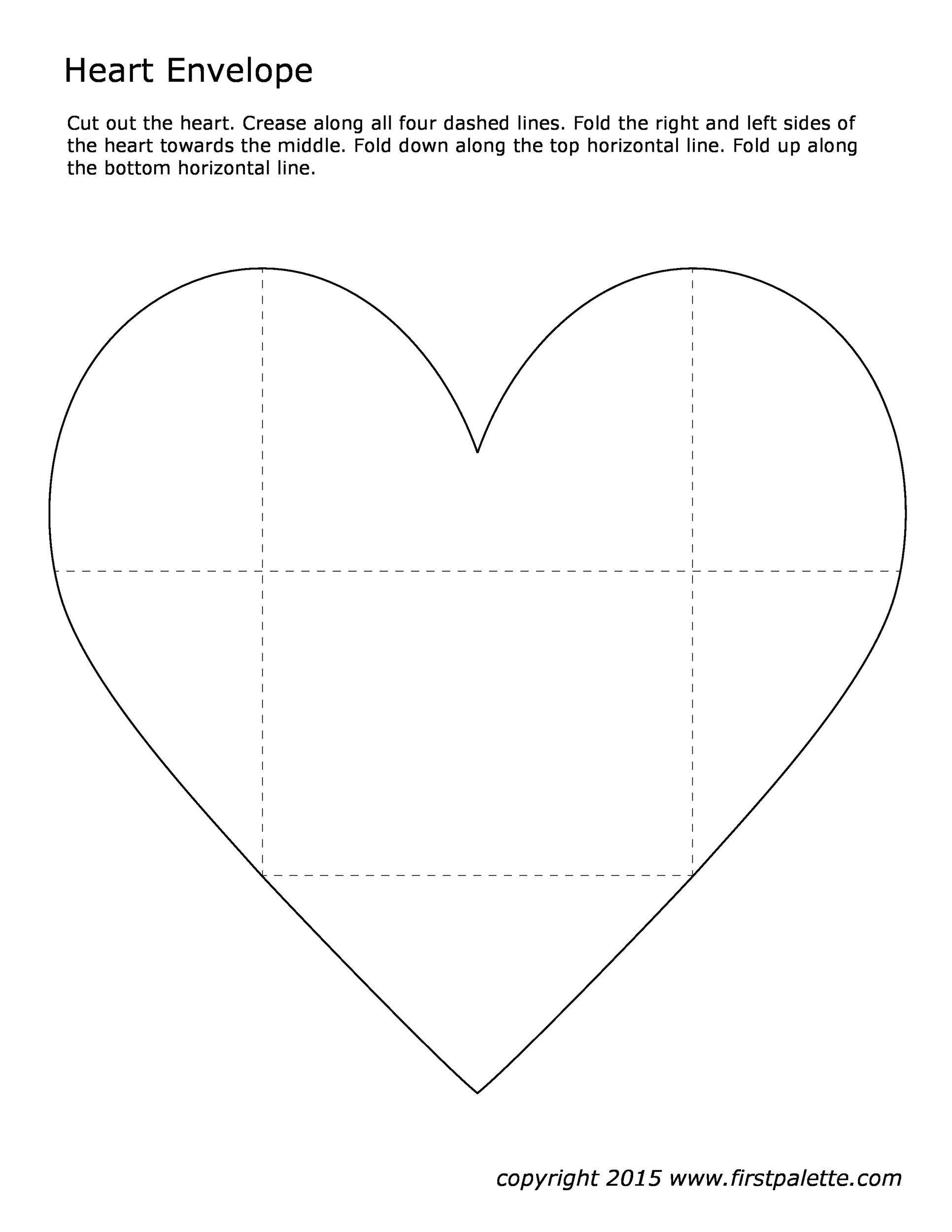 Free Envelope Template 12 Printable