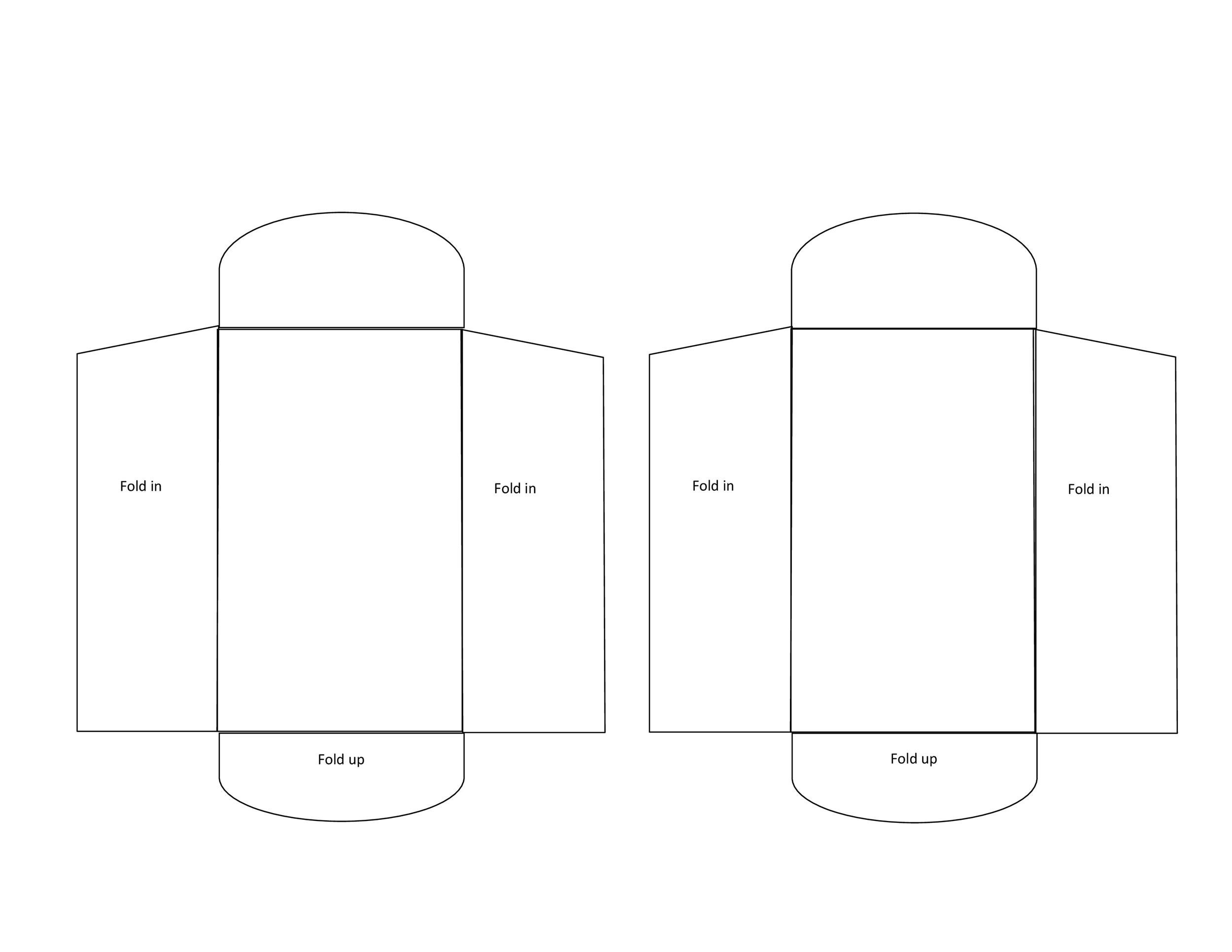 Template For Printing Envelopes from templatelab.com