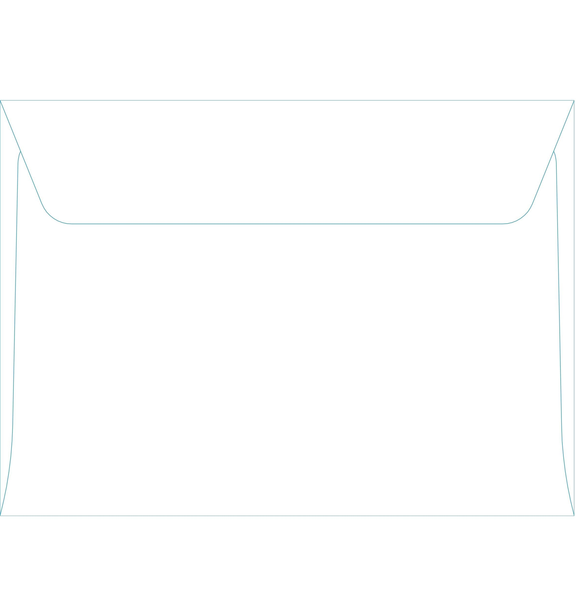envelope template 22