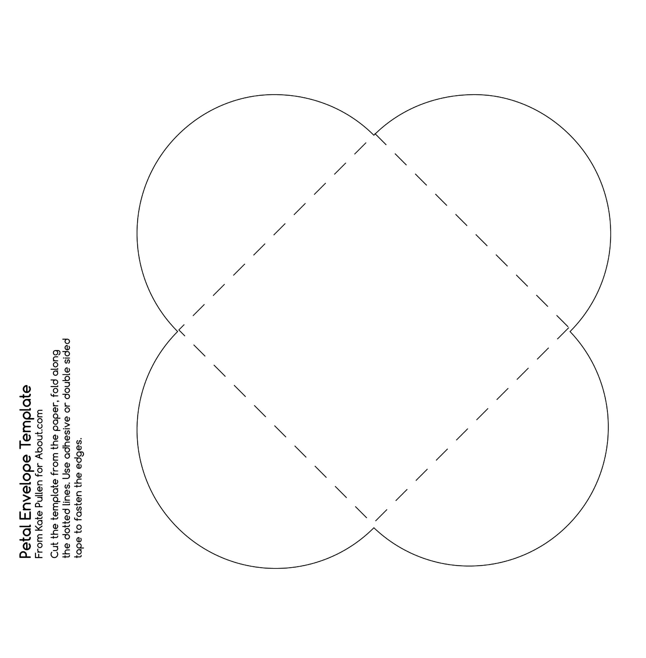 Unique 40+ FREE Envelope Templates (Word + PDF) - Template Lab HG46