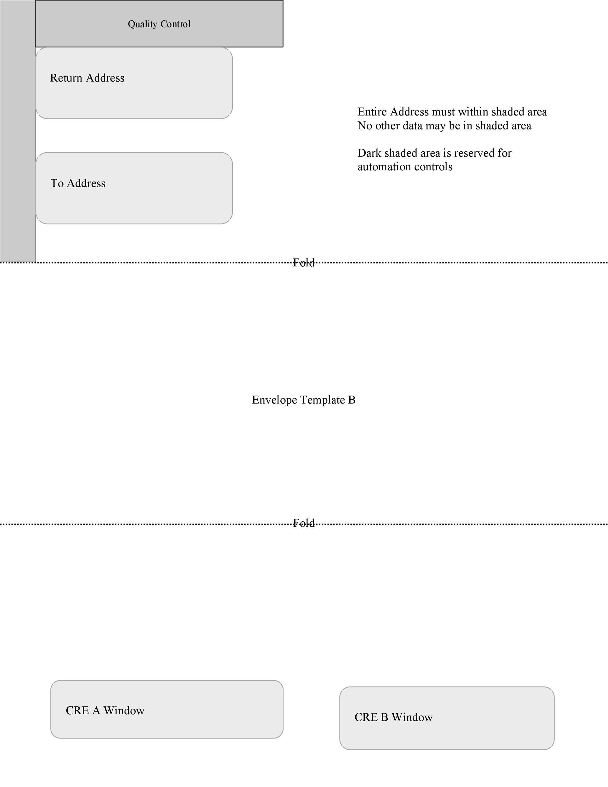 Return Address Template from templatelab.com