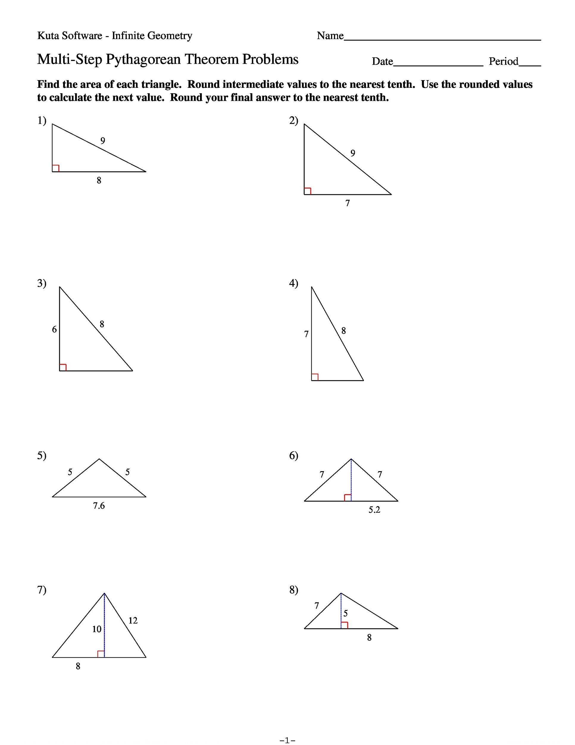Free pythagorean theorem 08