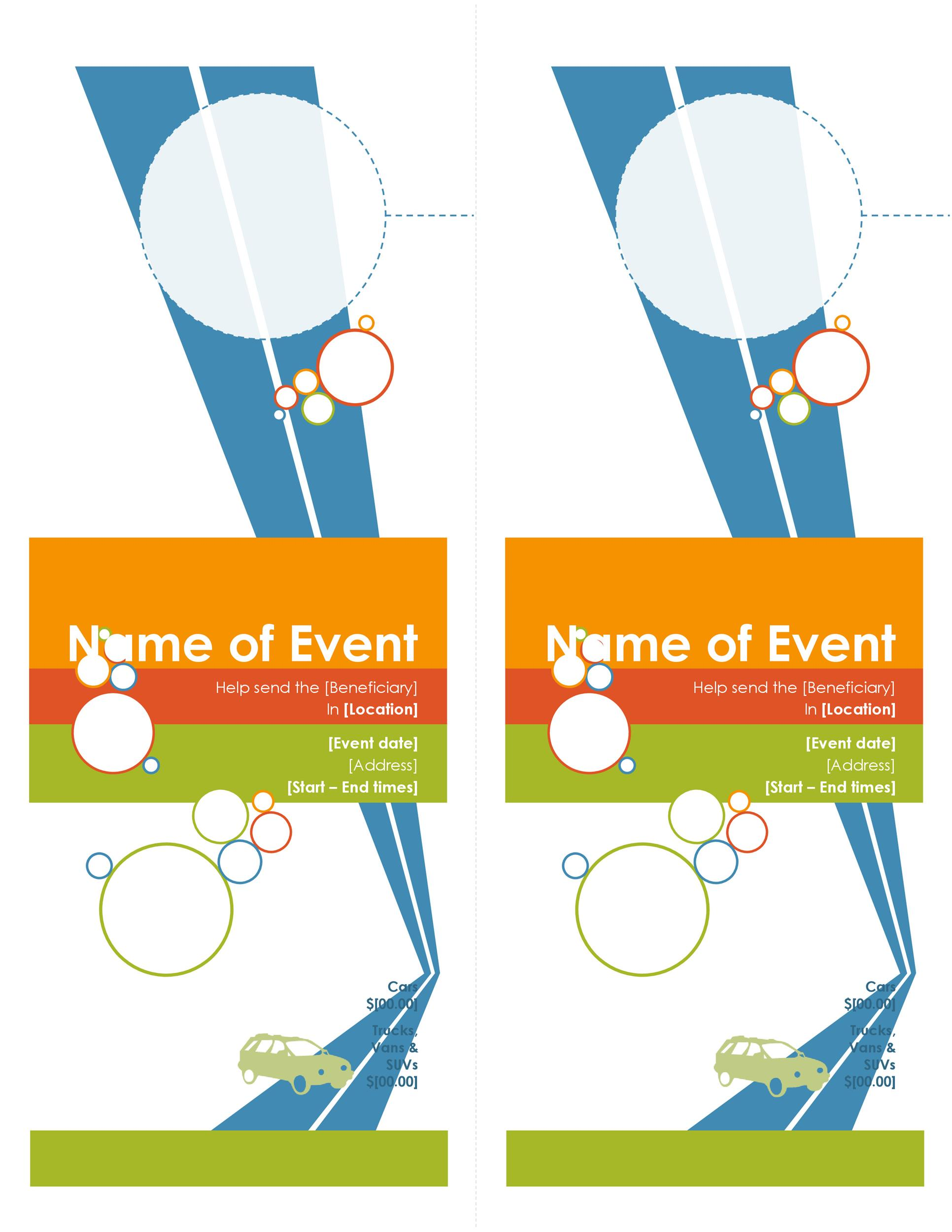 Free Door Hanger Template 17