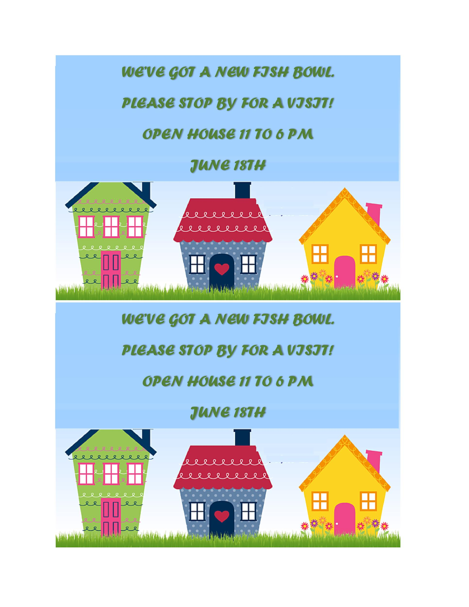 Free Housewarming Invitation Template 16