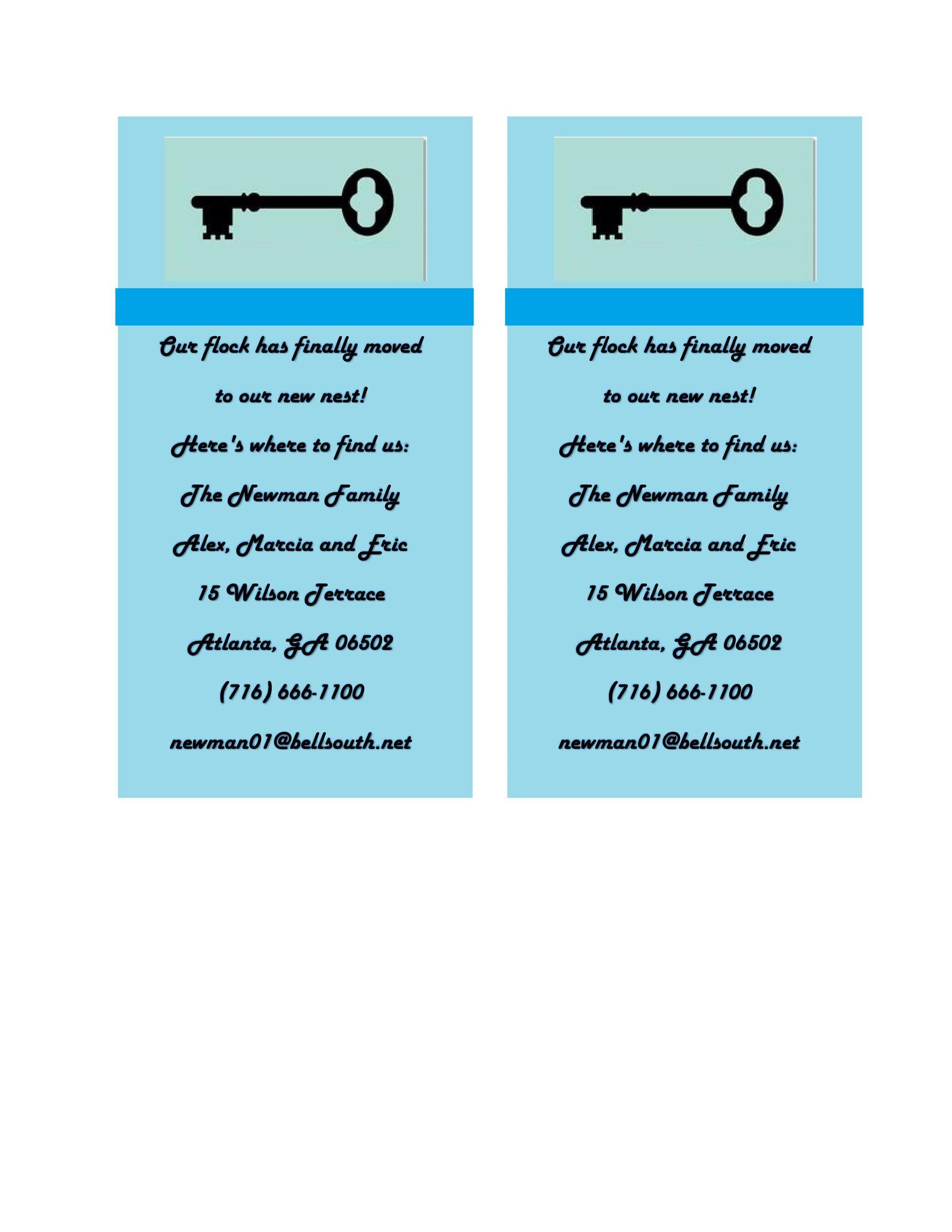 Free Housewarming Invitation Template 26