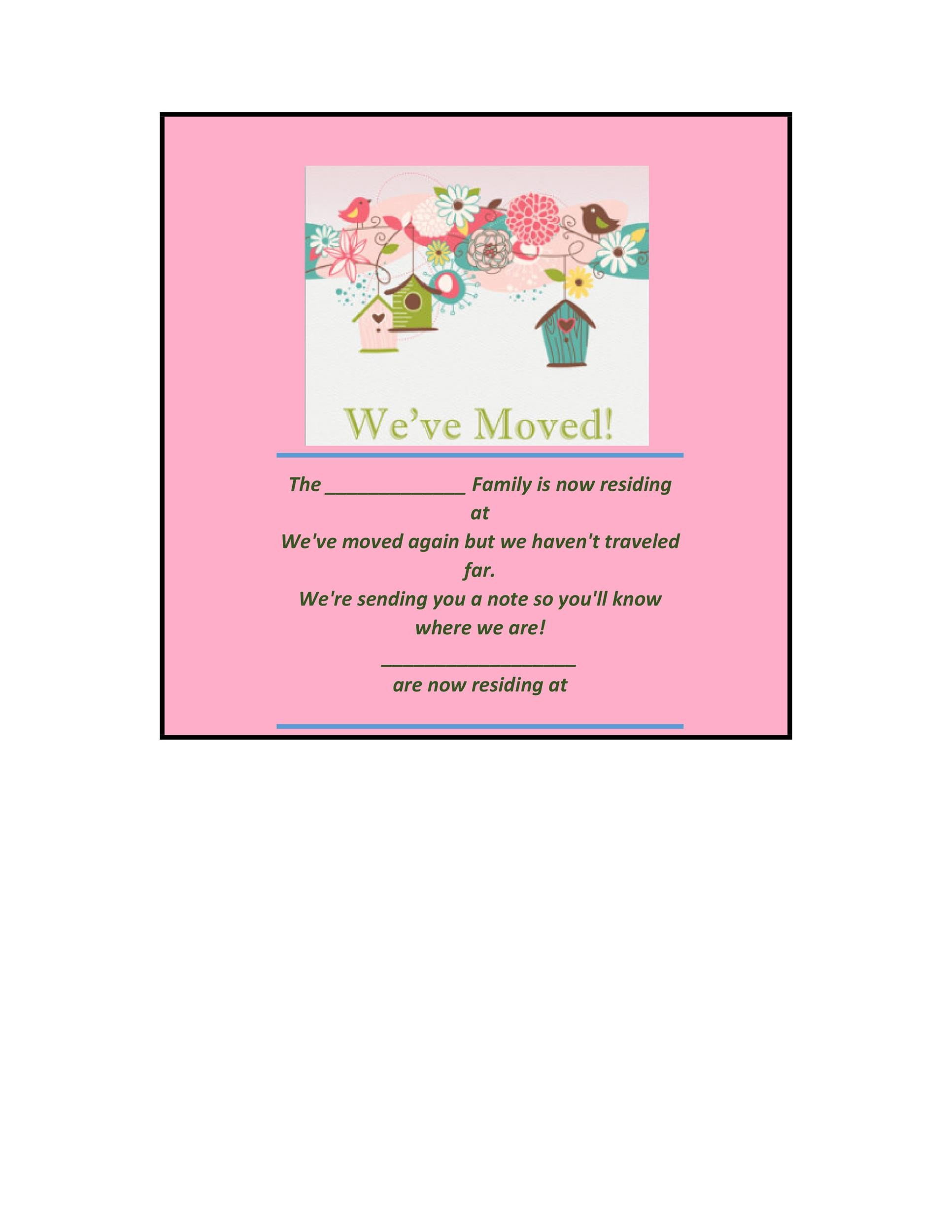 graphic relating to Printable Housewarming Invitations titled 40+ No cost Printable Housewarming Get together Invitation Templates