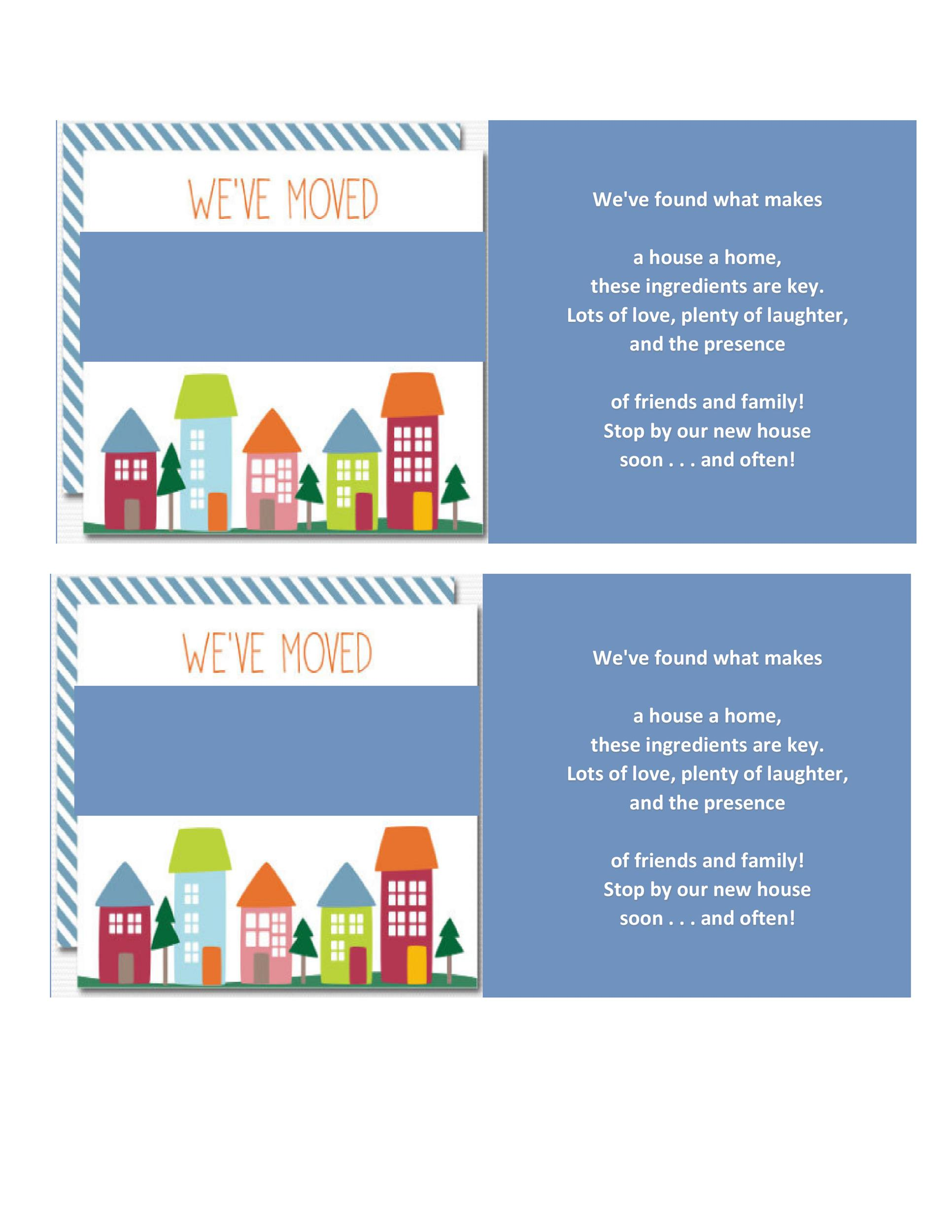 Free Housewarming Invitation Template 33