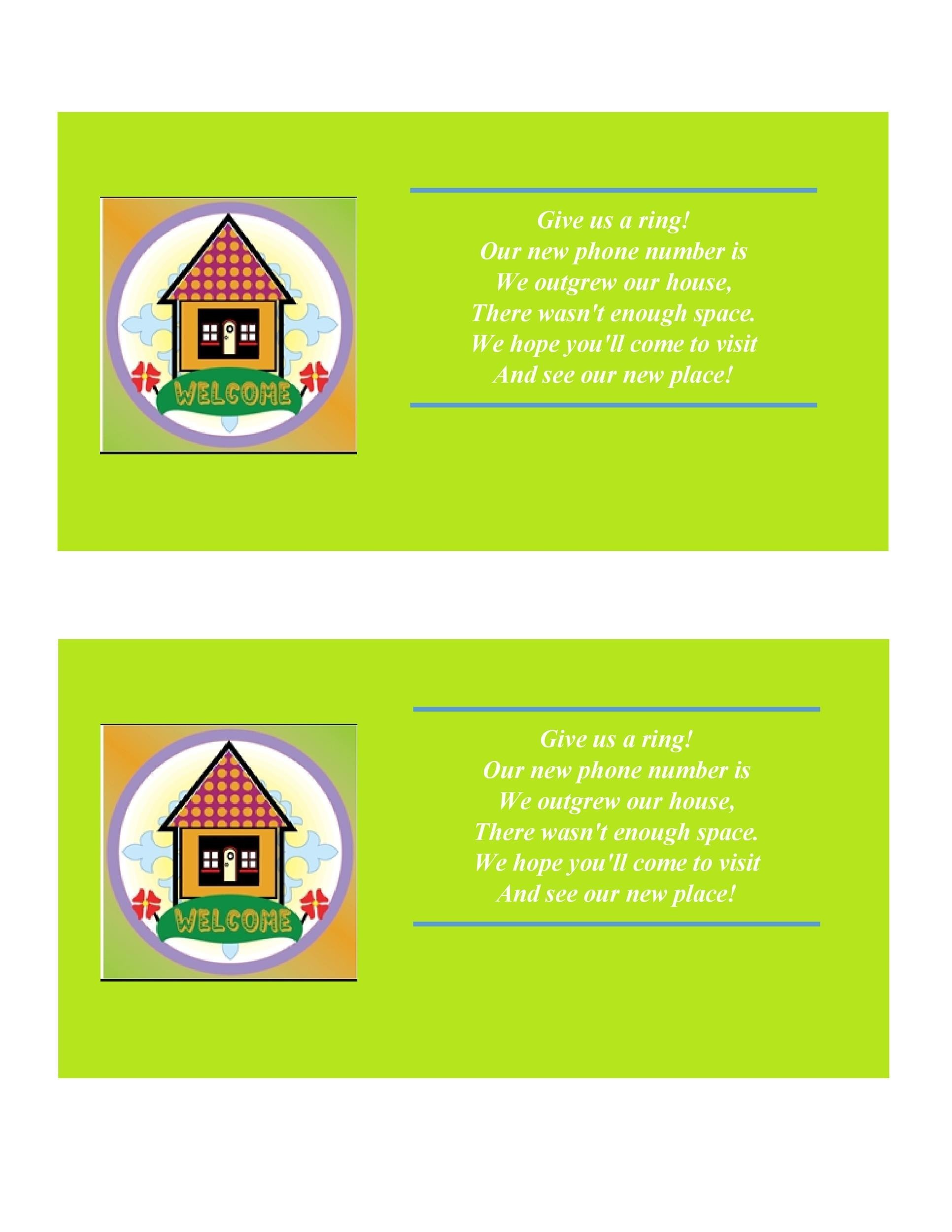 Free Housewarming Invitation Template 35