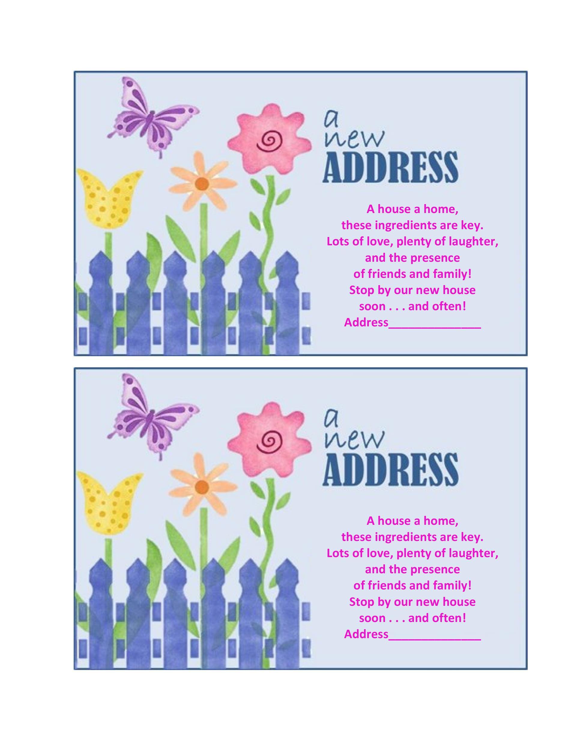 Free Housewarming Invitation Template 42