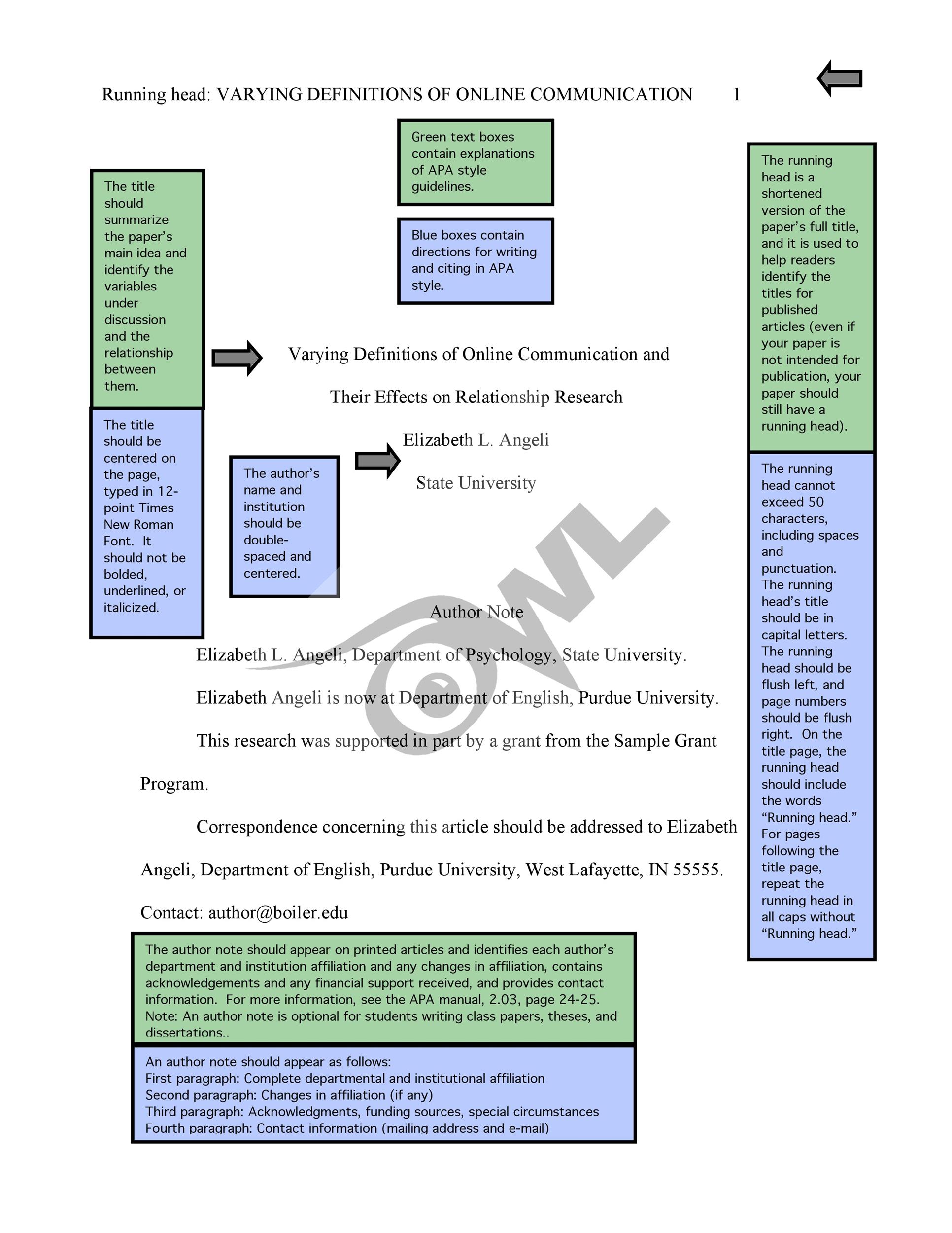 40  apa format    style templates  in word  u0026 pdf   u1405 templatelab