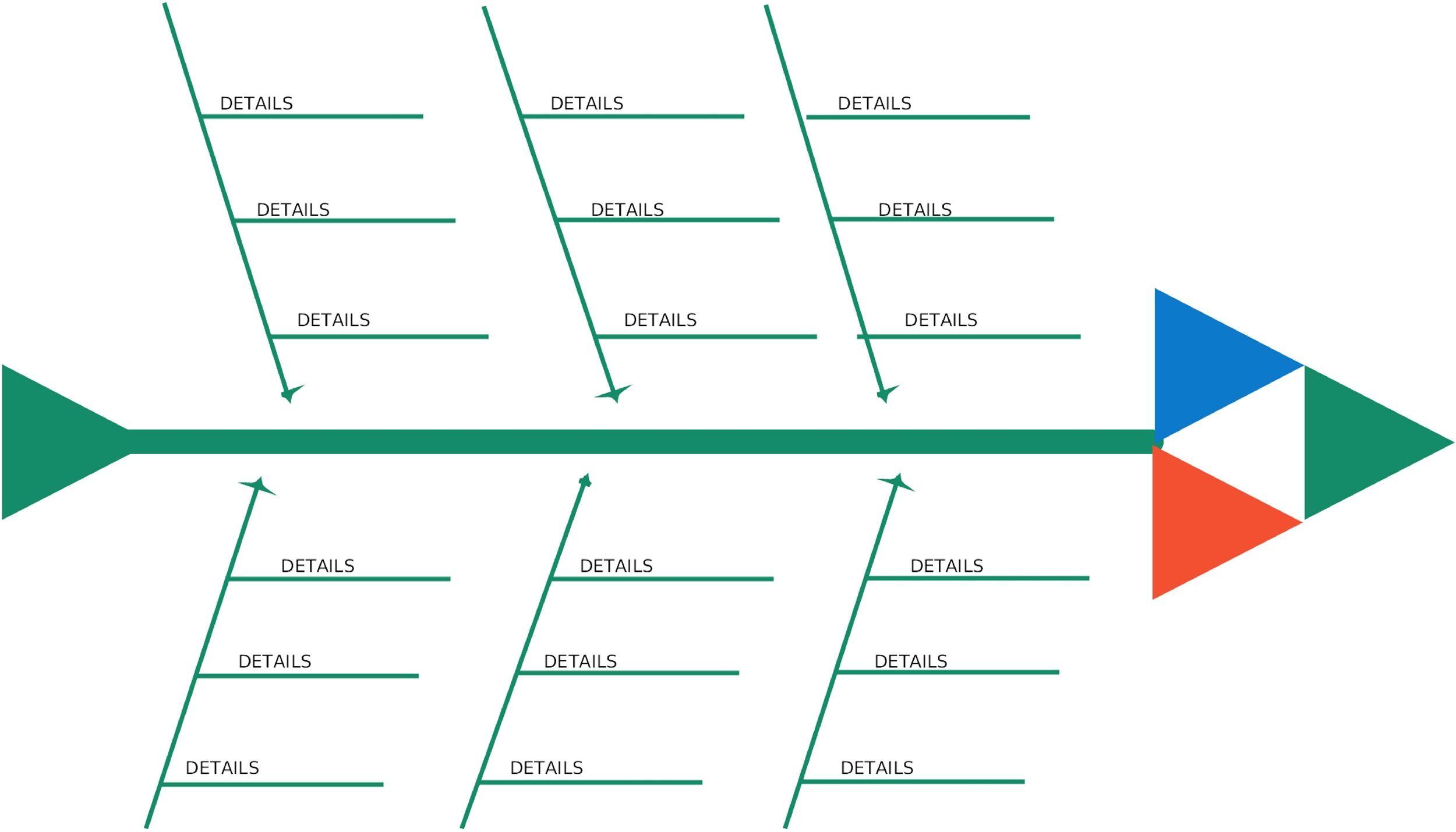 Free Fishbone Diagram Template 36
