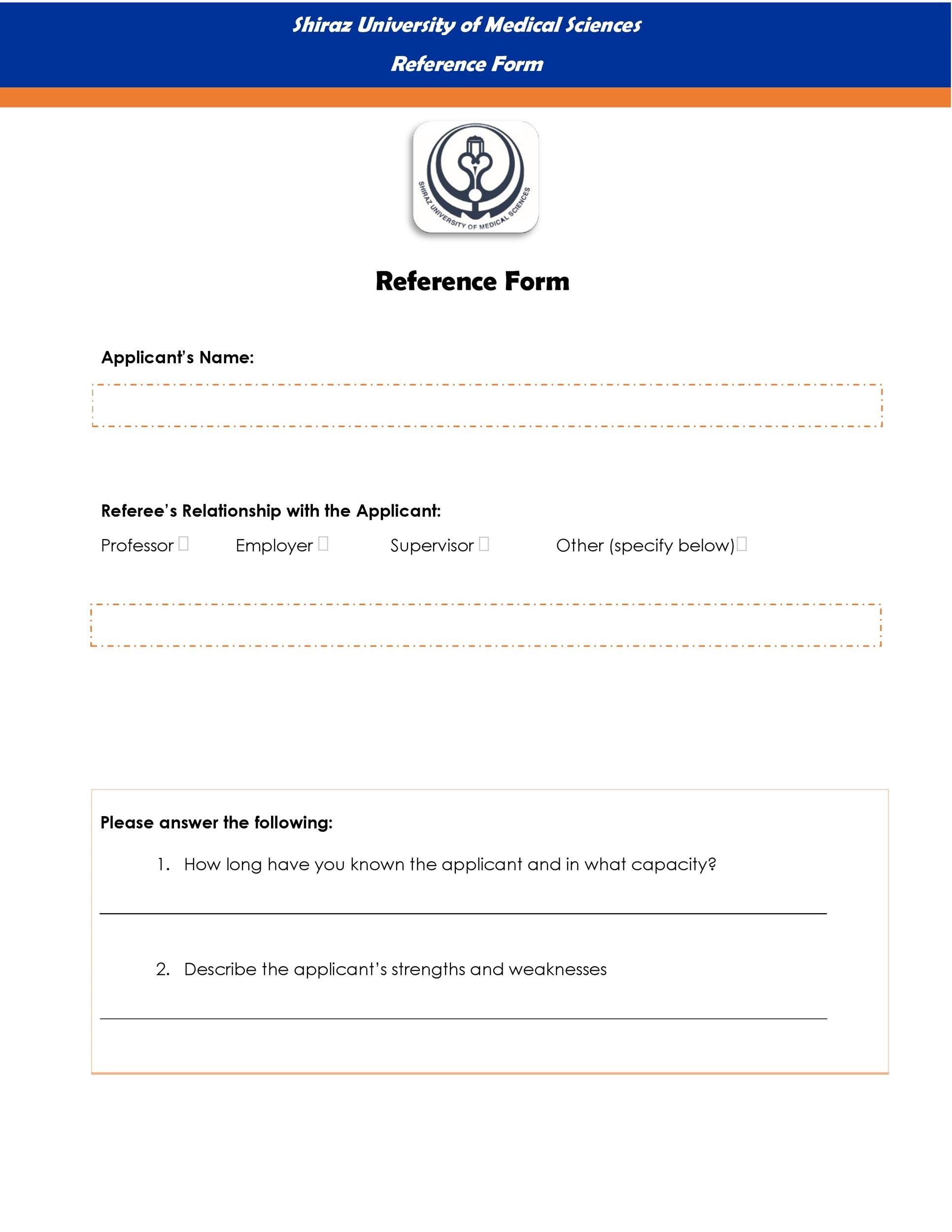 43 free letter of recommendation templates samples letter of recommendation 35 mitanshu Images
