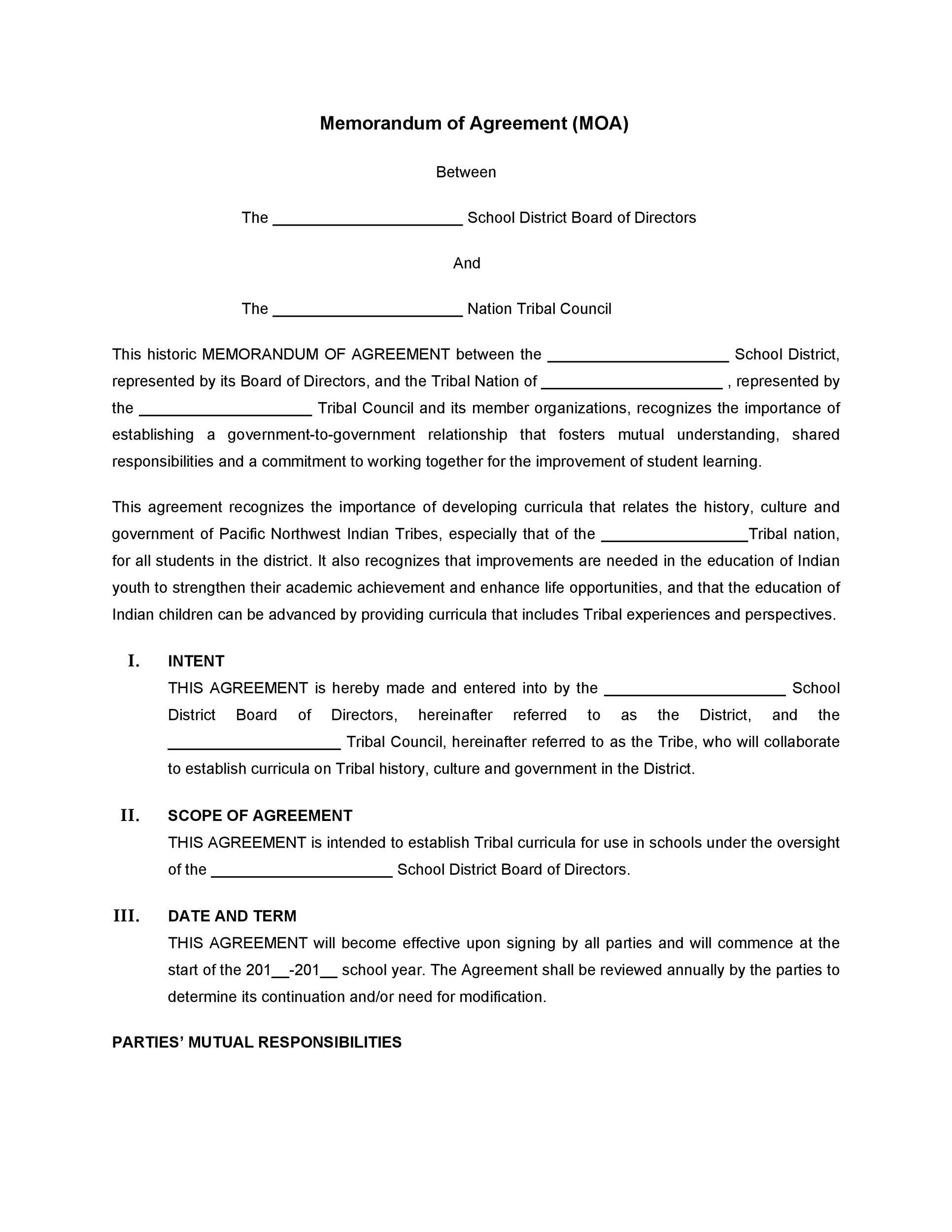 Free private placement memorandum template 03