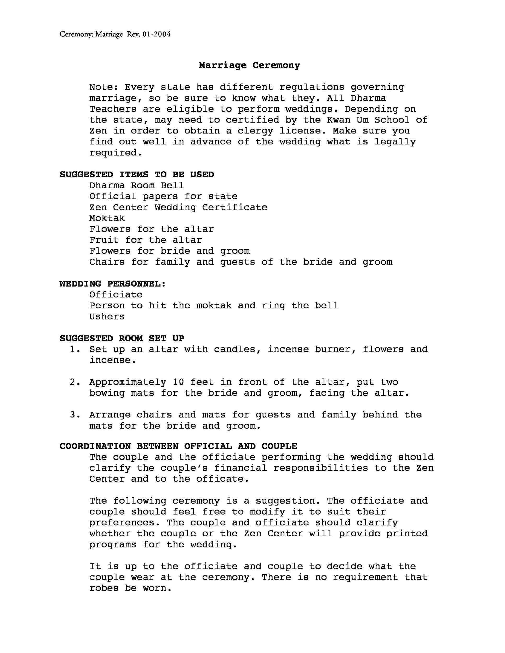 37 Printable Wedding Program Examples Templates ᐅ Templatelab
