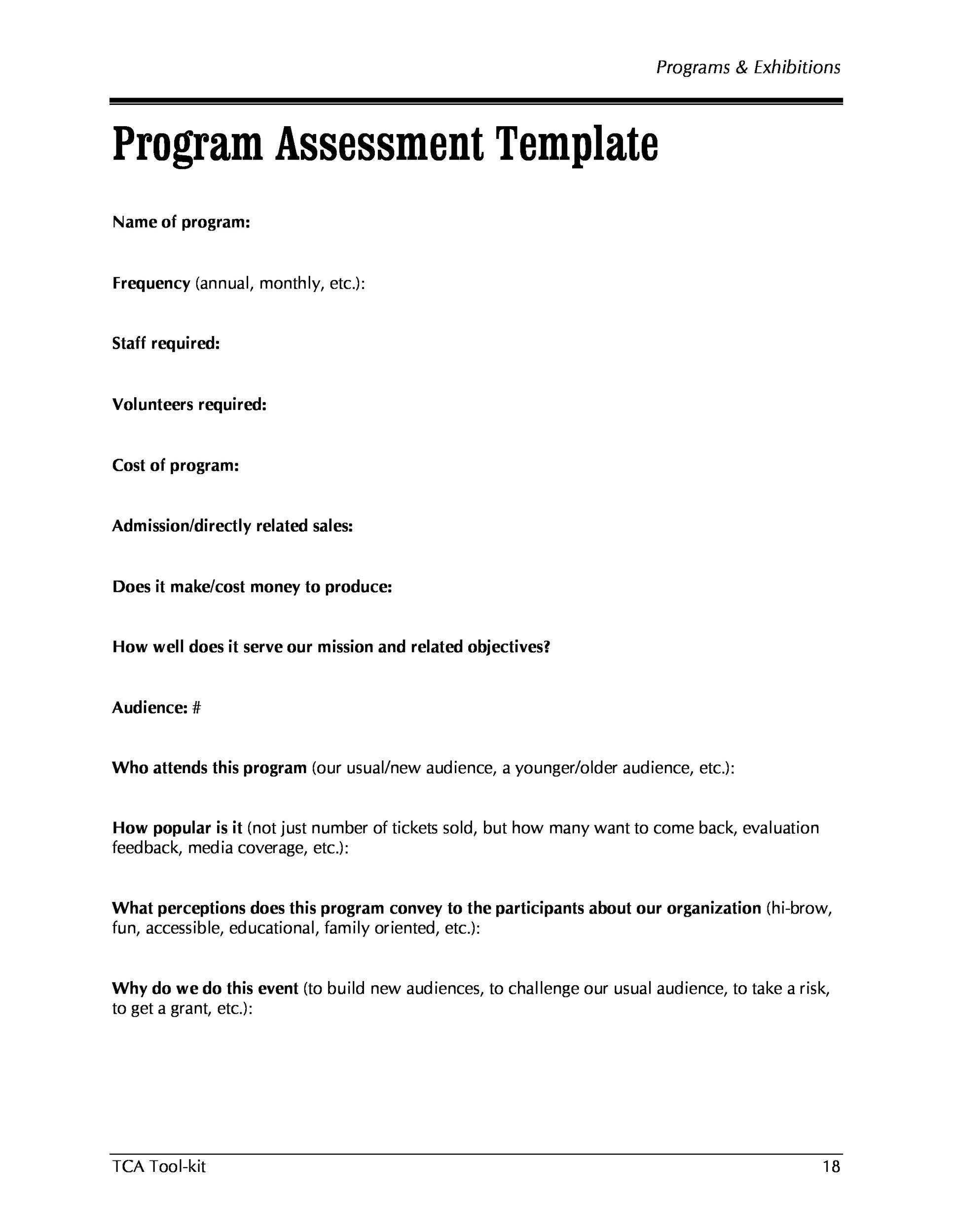 Free Wedding Program Template 31