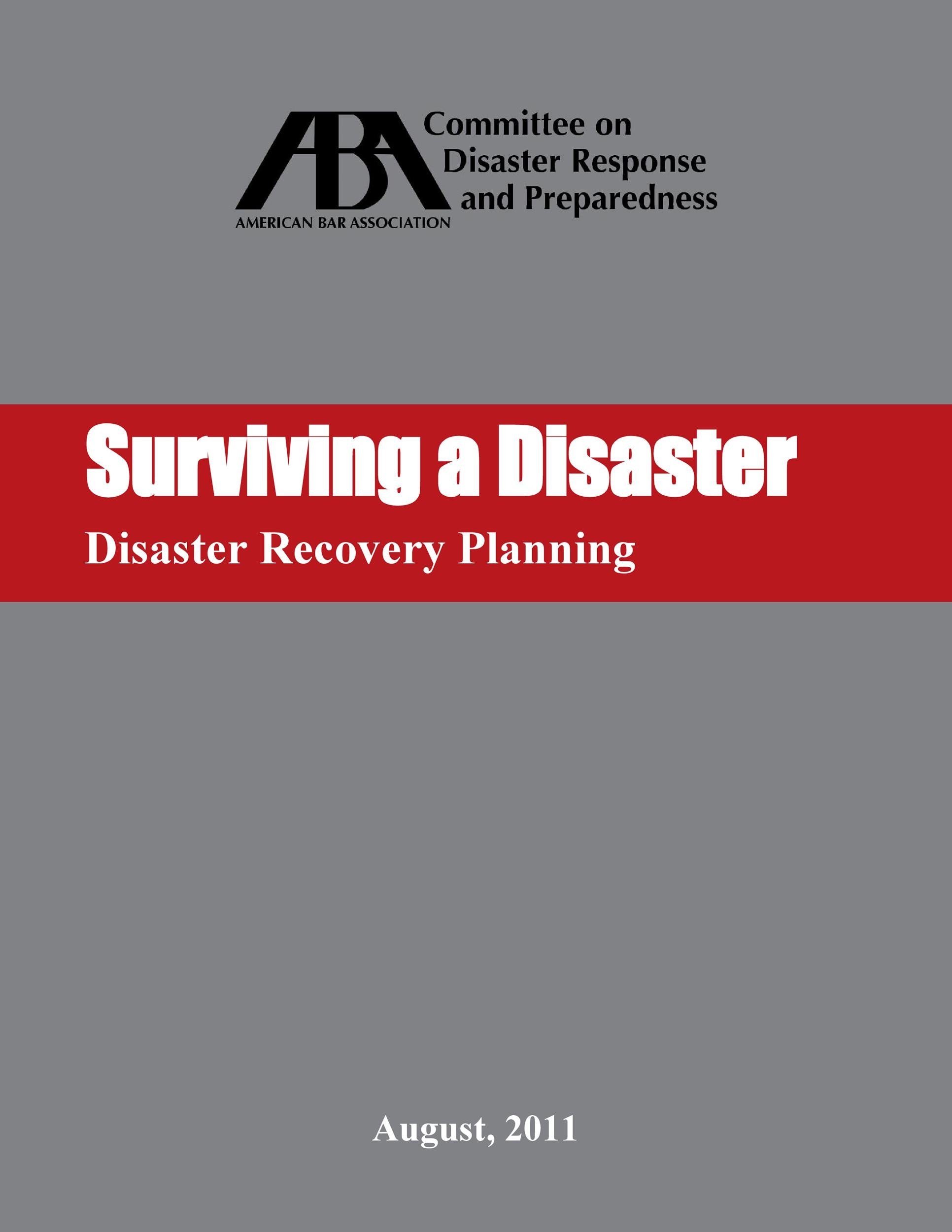 Free Disaster Recovery Plan Template 38