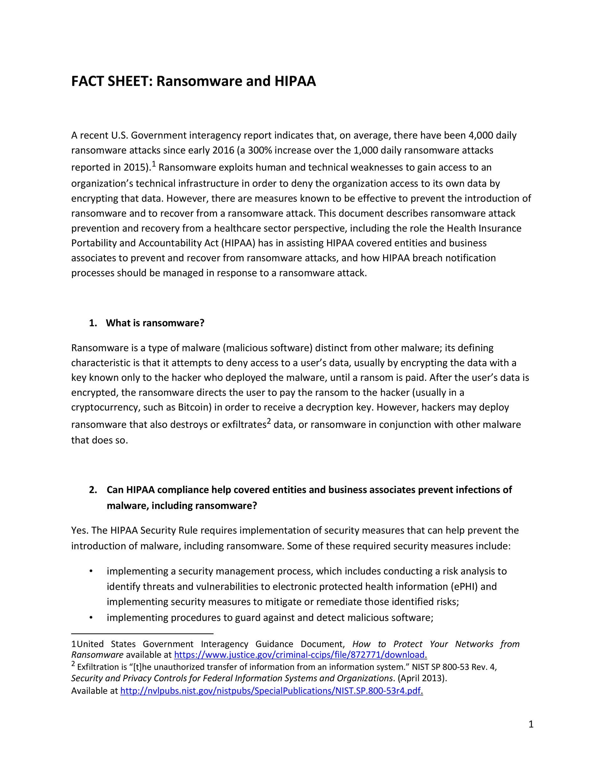Free Fact sheet Template 12