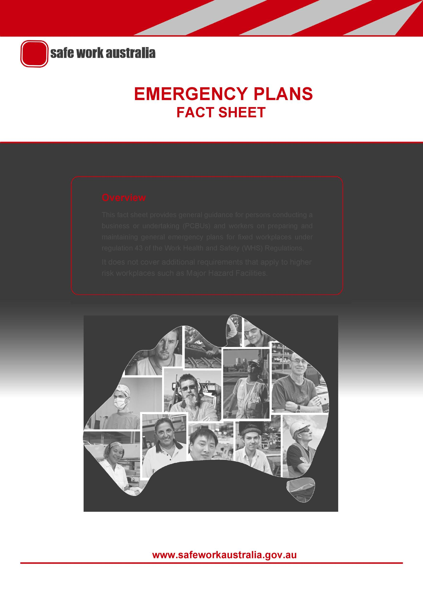 Free Fact sheet Template 25