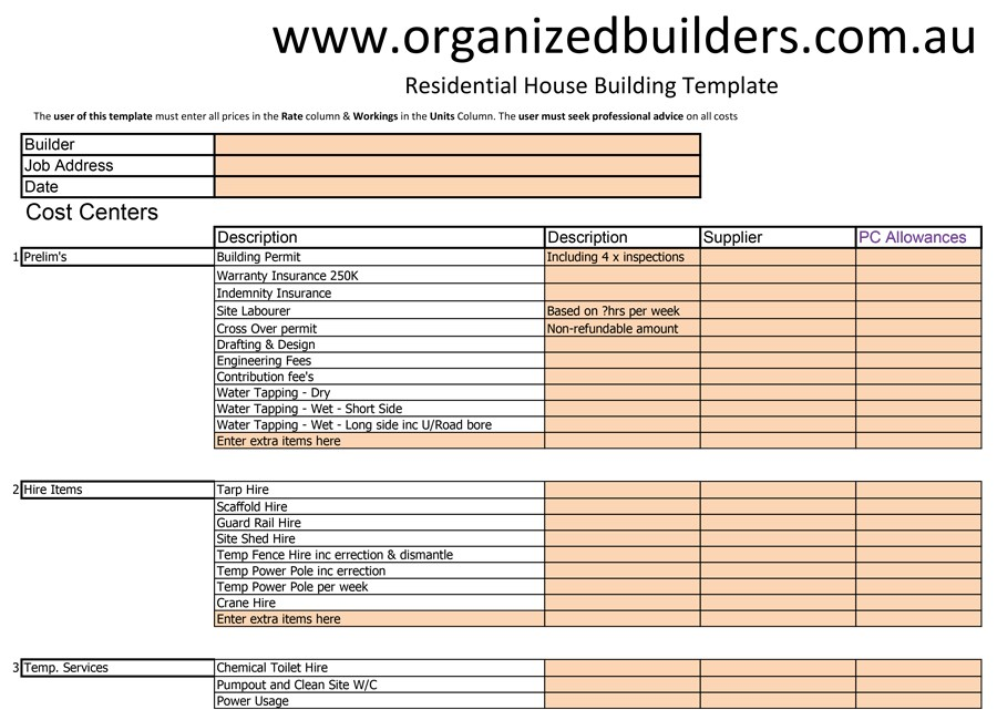 44 Free Estimate Template Forms [Construction, Repair, Cleaning ]