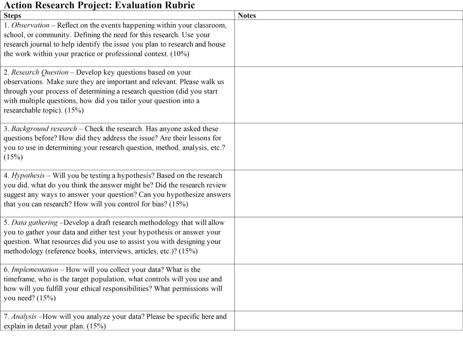 Free Research Proposal Template 11