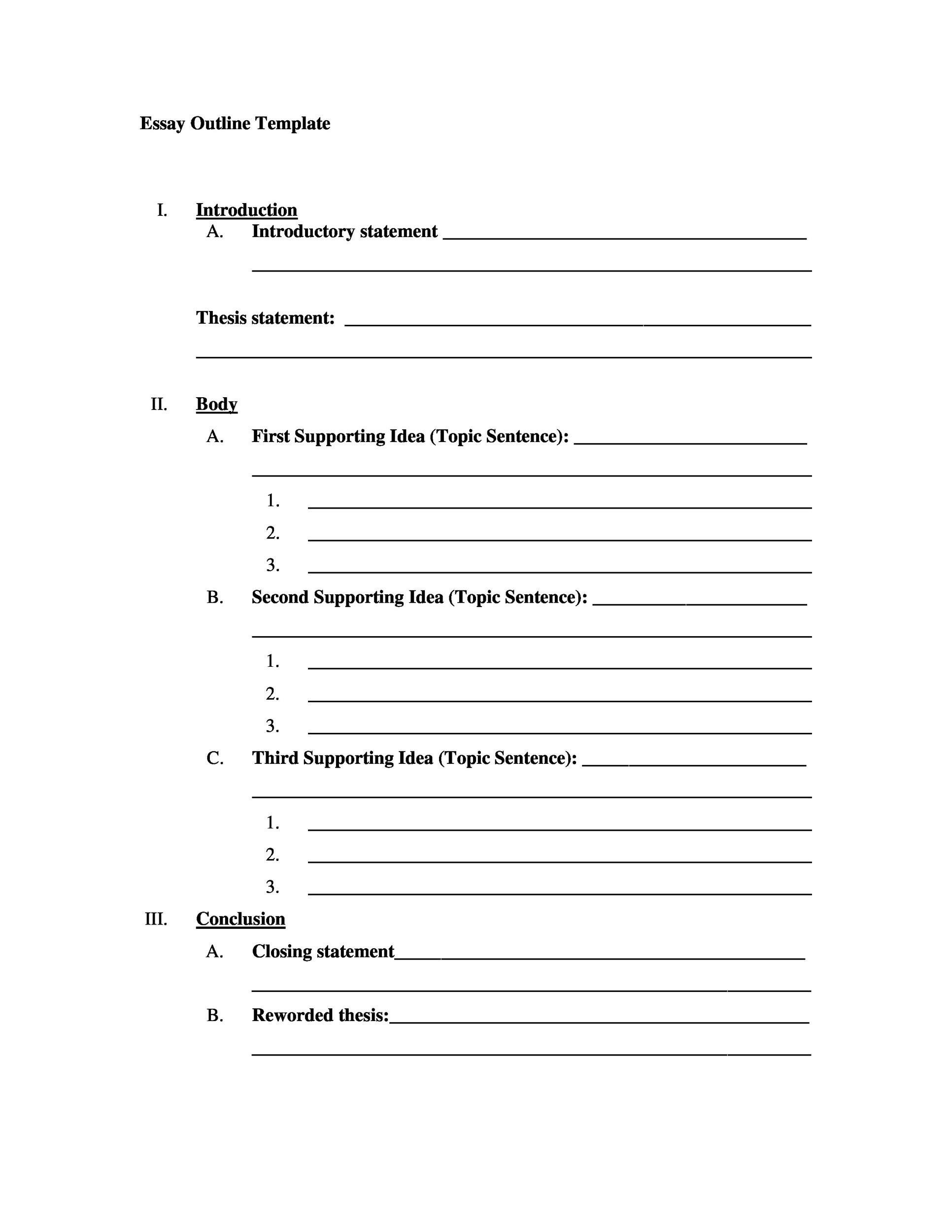 how to write a research proposal template