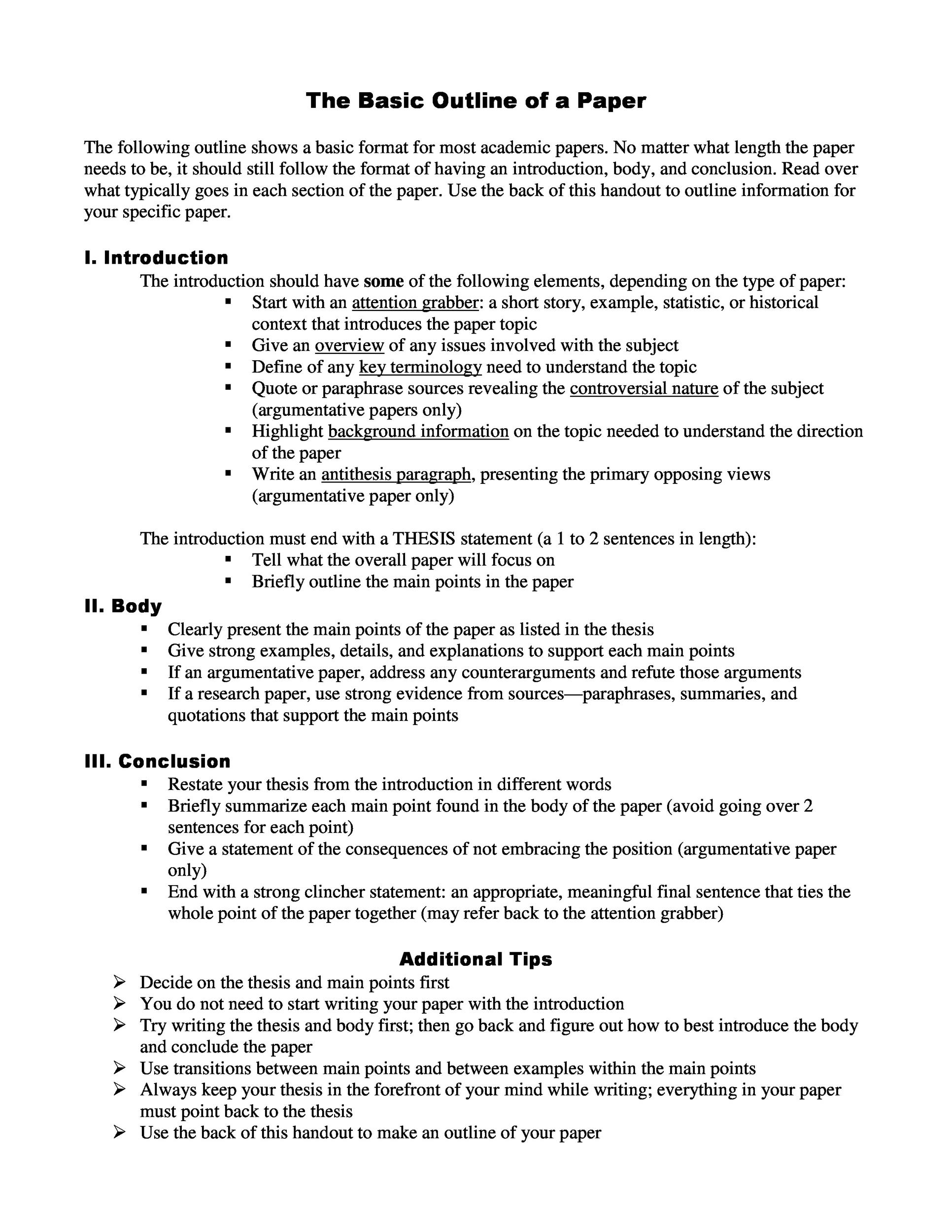 Free Research Proposal Template 26