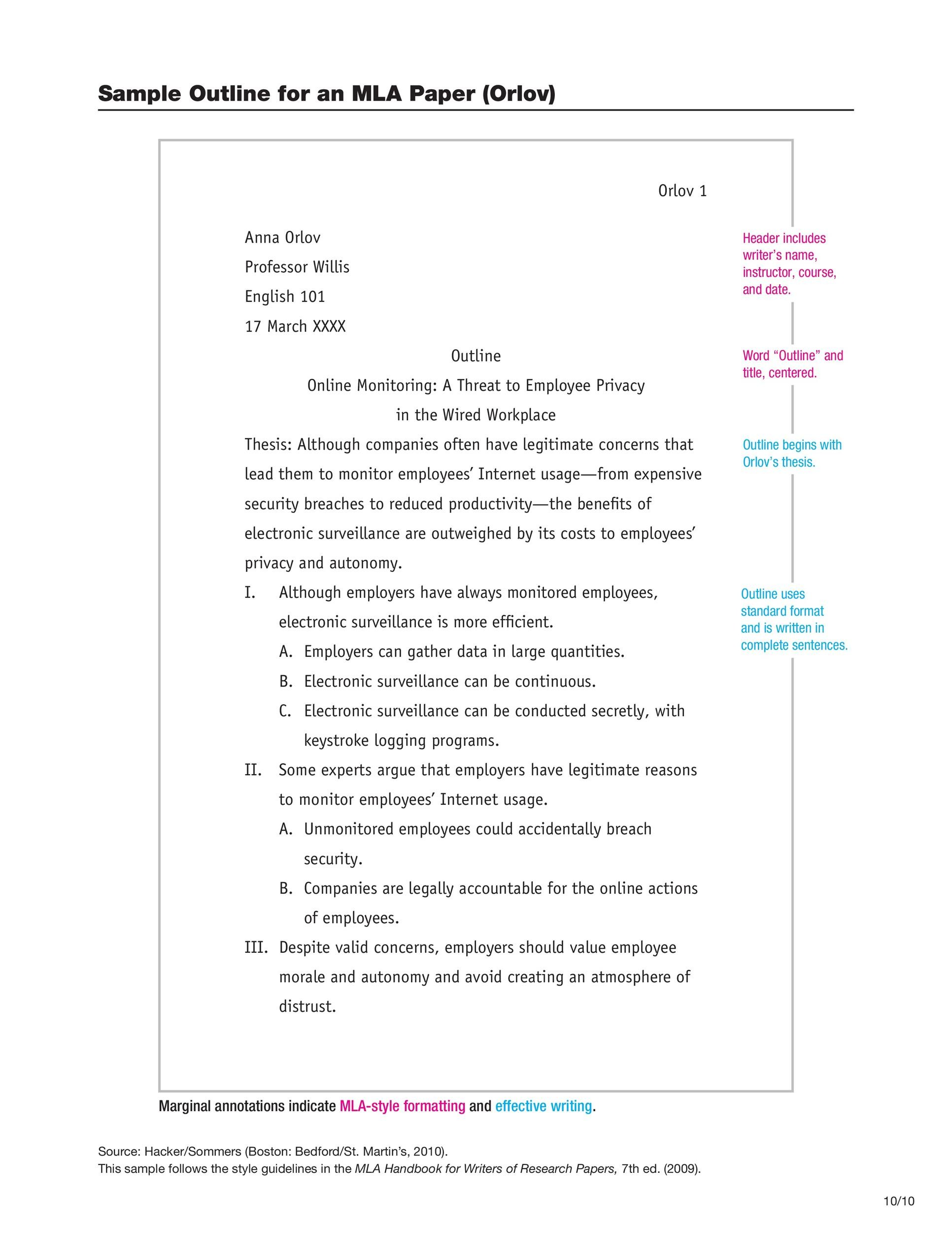 Free Research Proposal Template 30