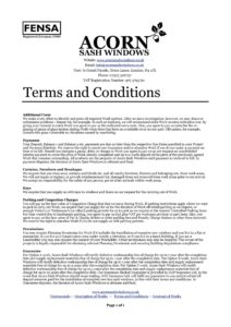 terms and conditions template 26