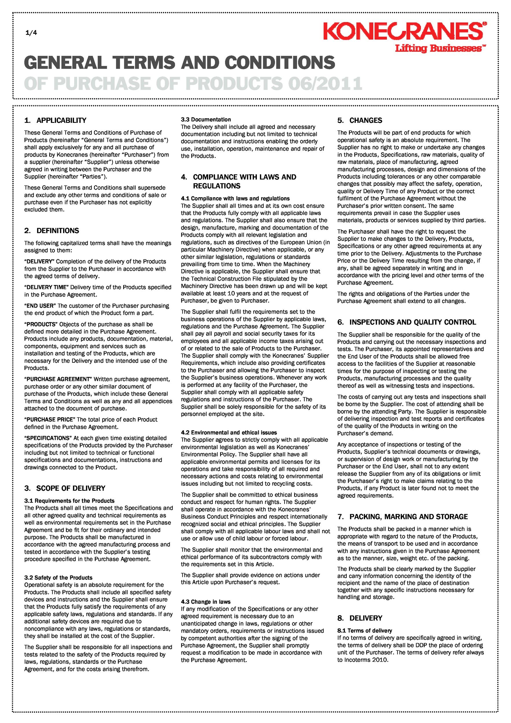 free terms and conditions template 31