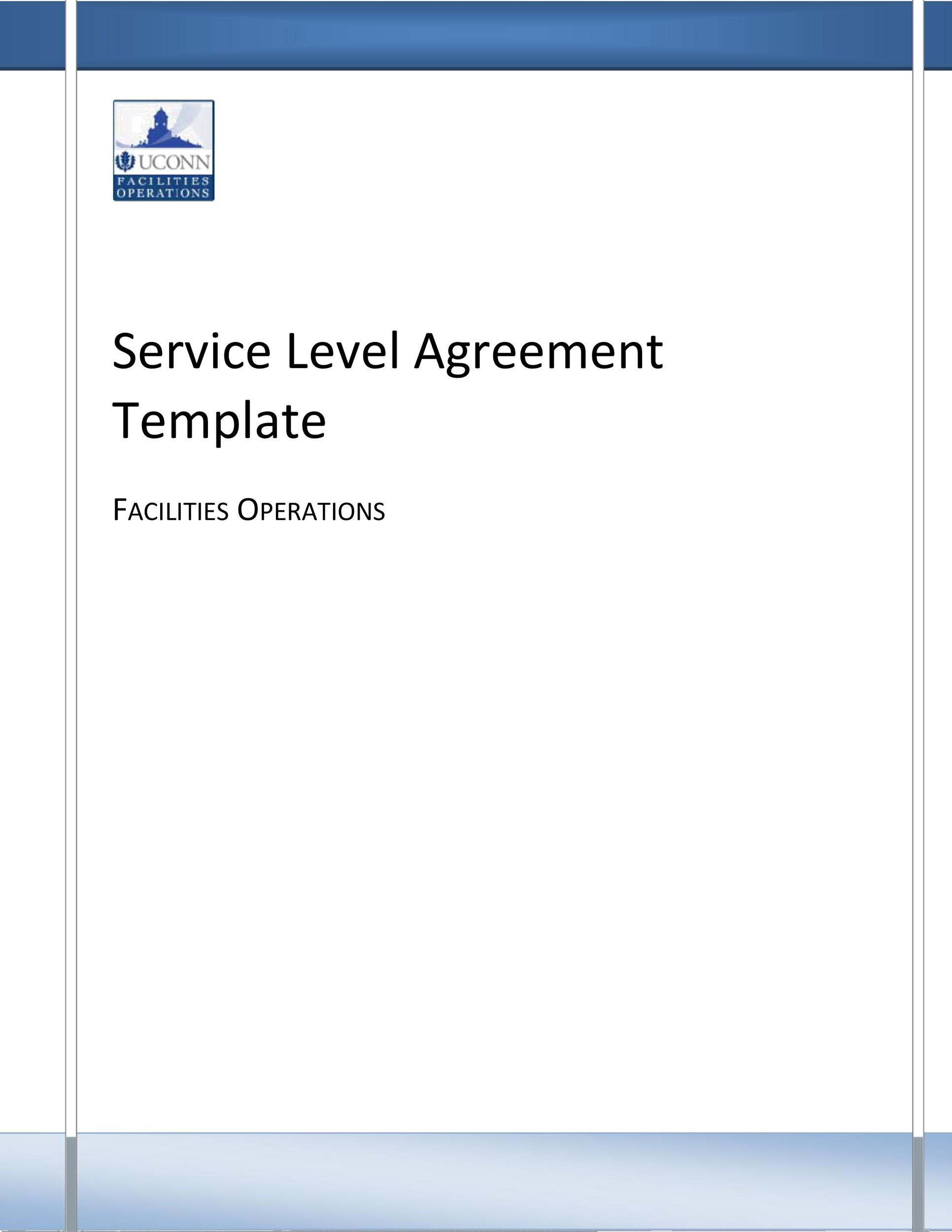 Free Service Agreement Template 32