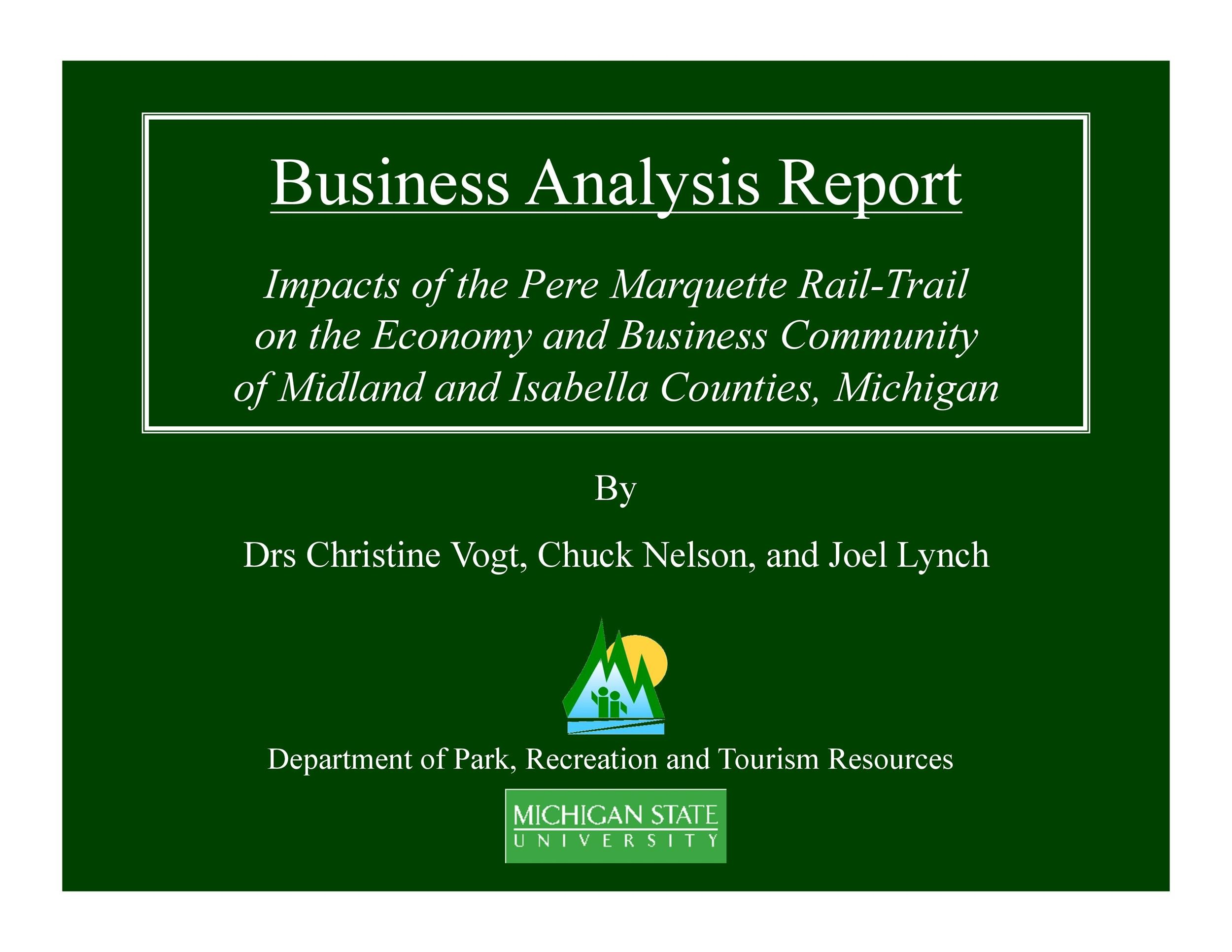 Free business report template 34