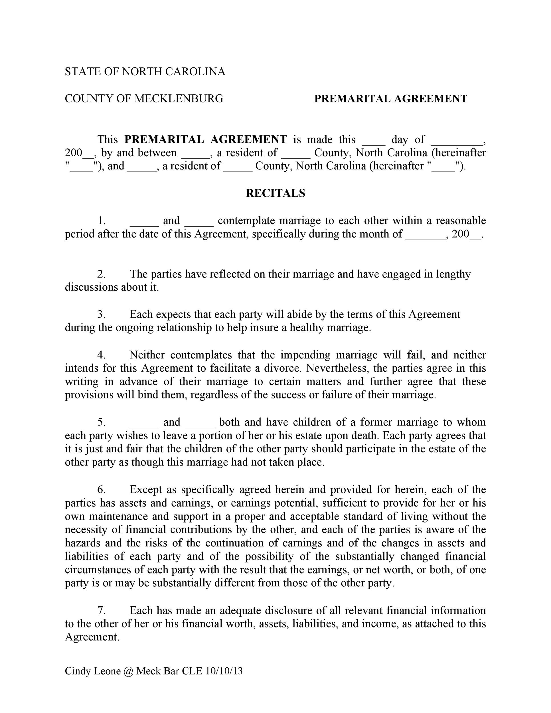 Free cohabitation agreement template 33