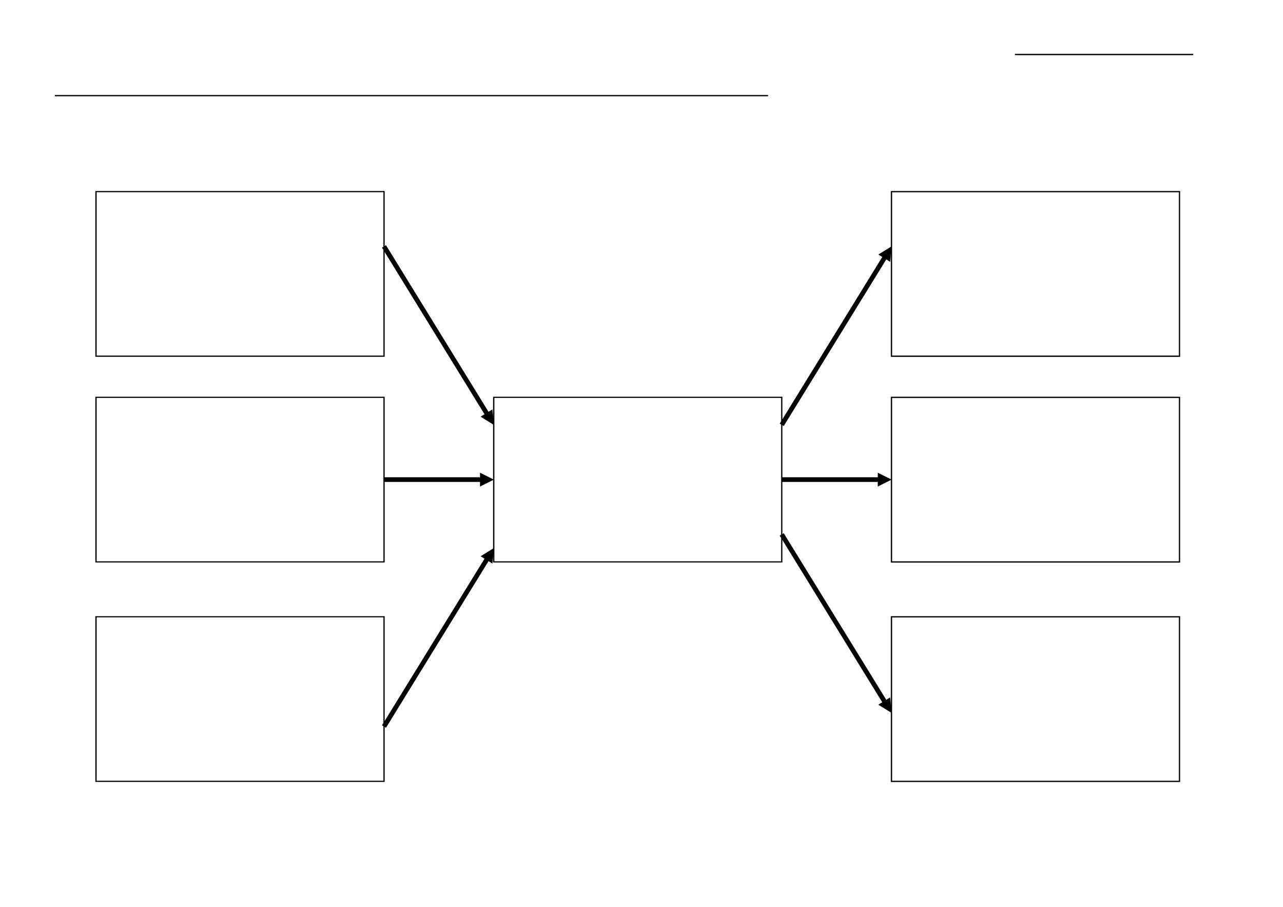 Concept Map on blank flowchart templates for word