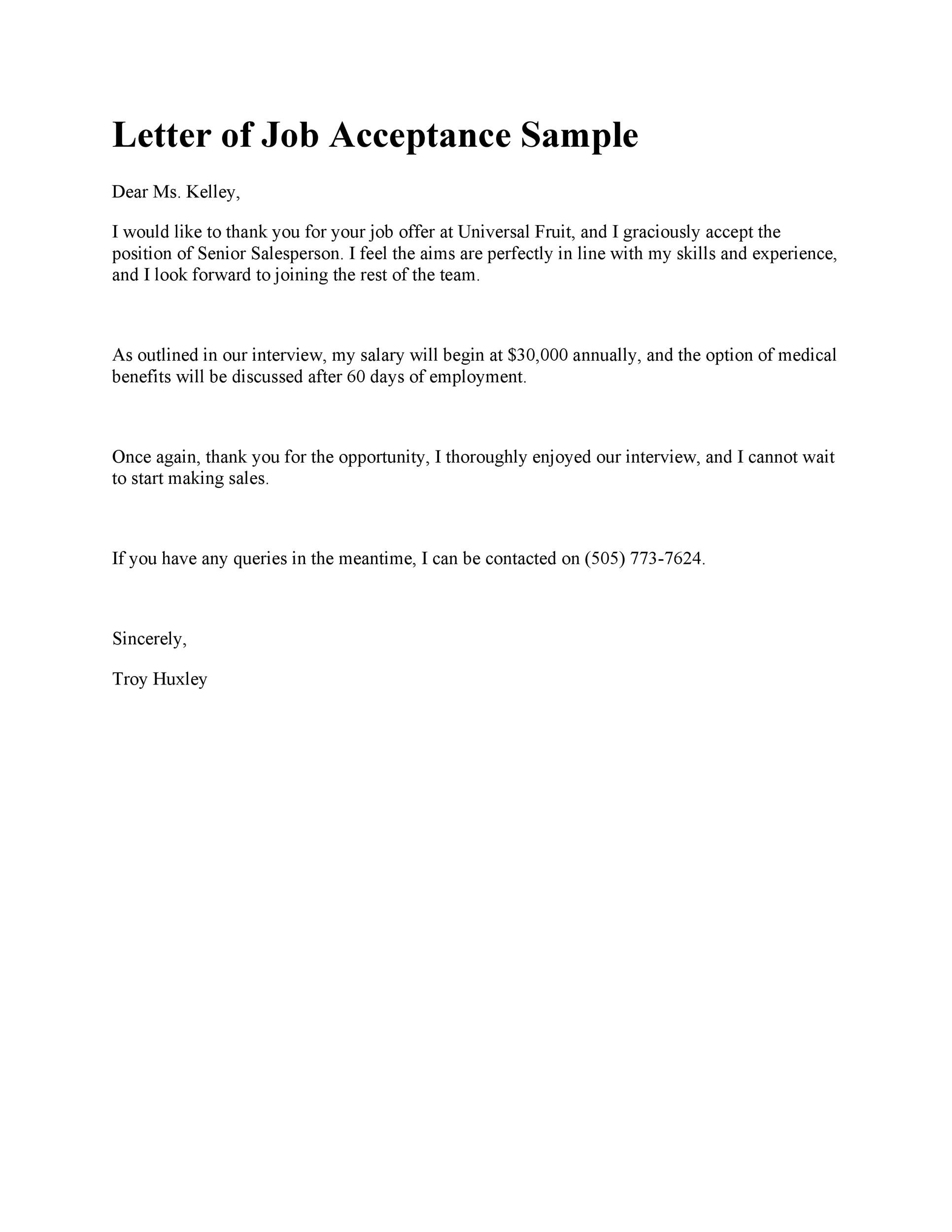 Acceptance Job Letter Grude Interpretomics Co