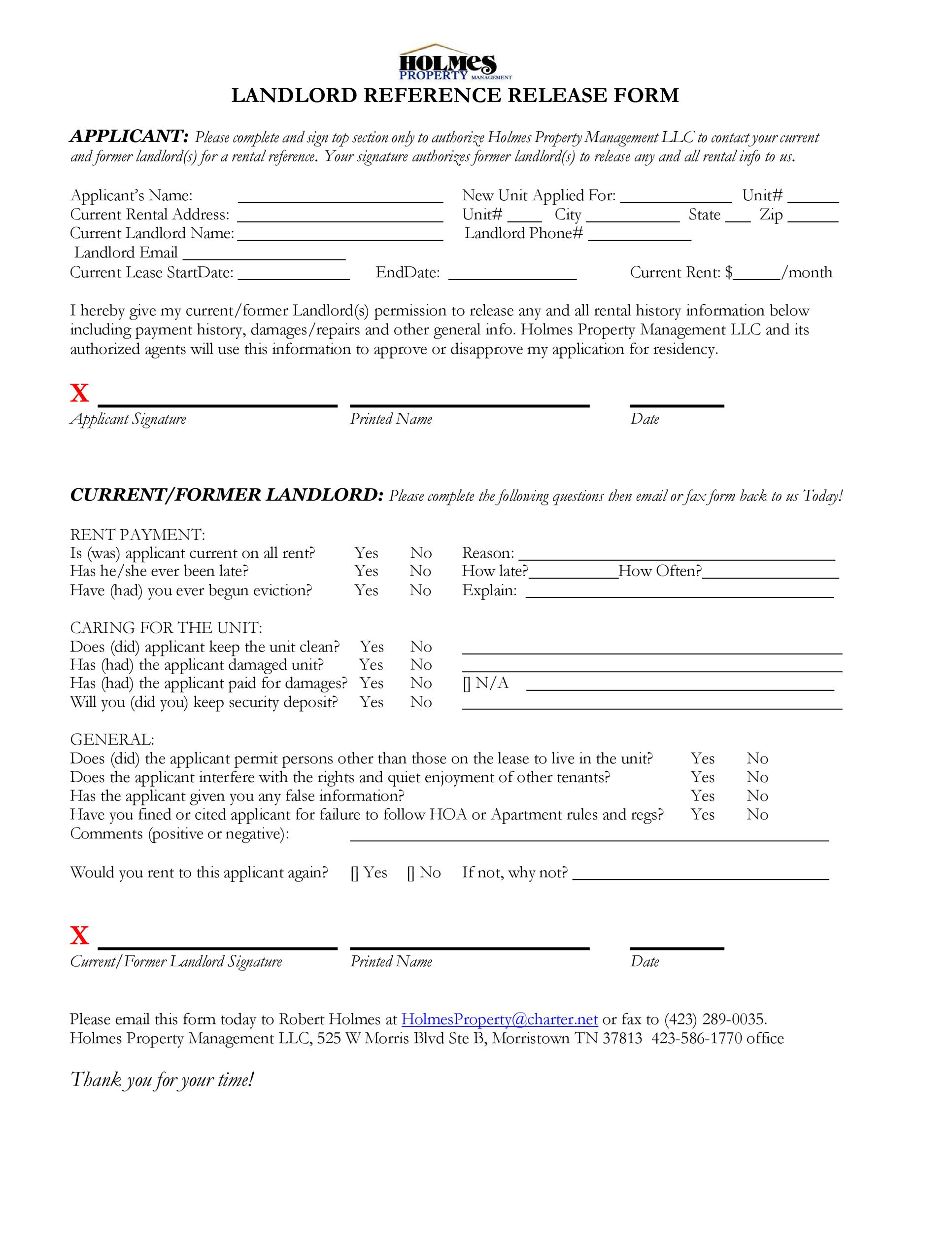 Free landlord reference letter 21