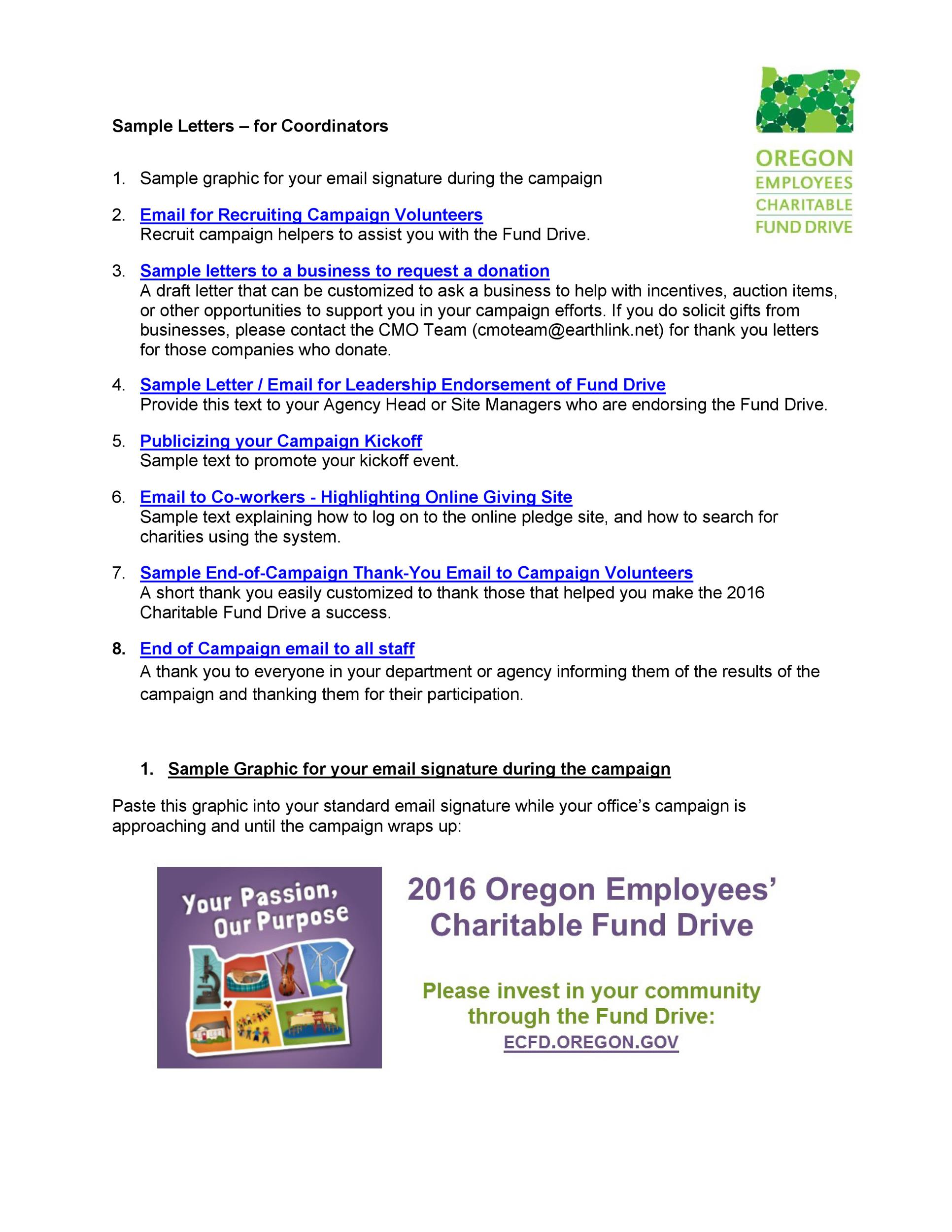 Free professional email example 10