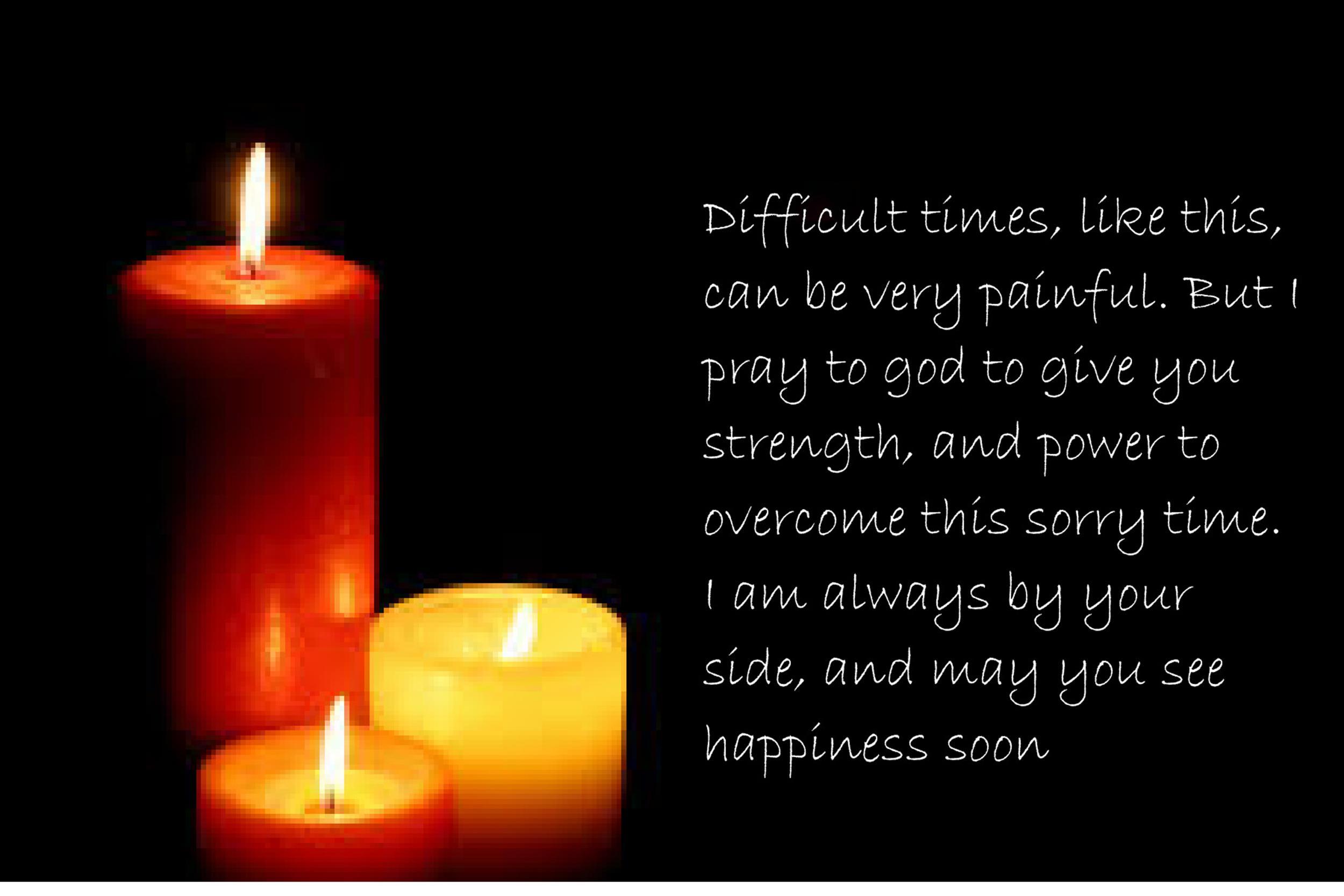 Free condolence letter 16