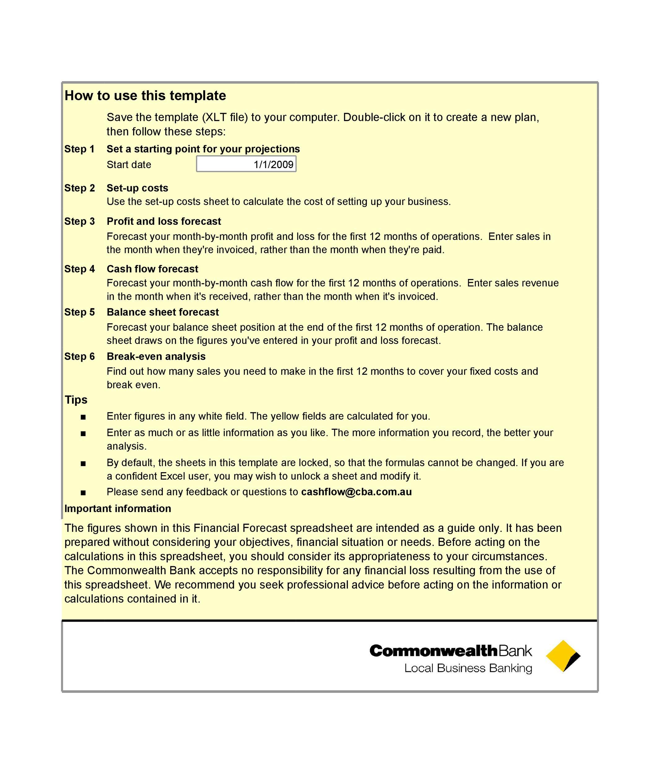 41 Free Break Even Analysis Templates & Excel Spreadsheets ᐅ