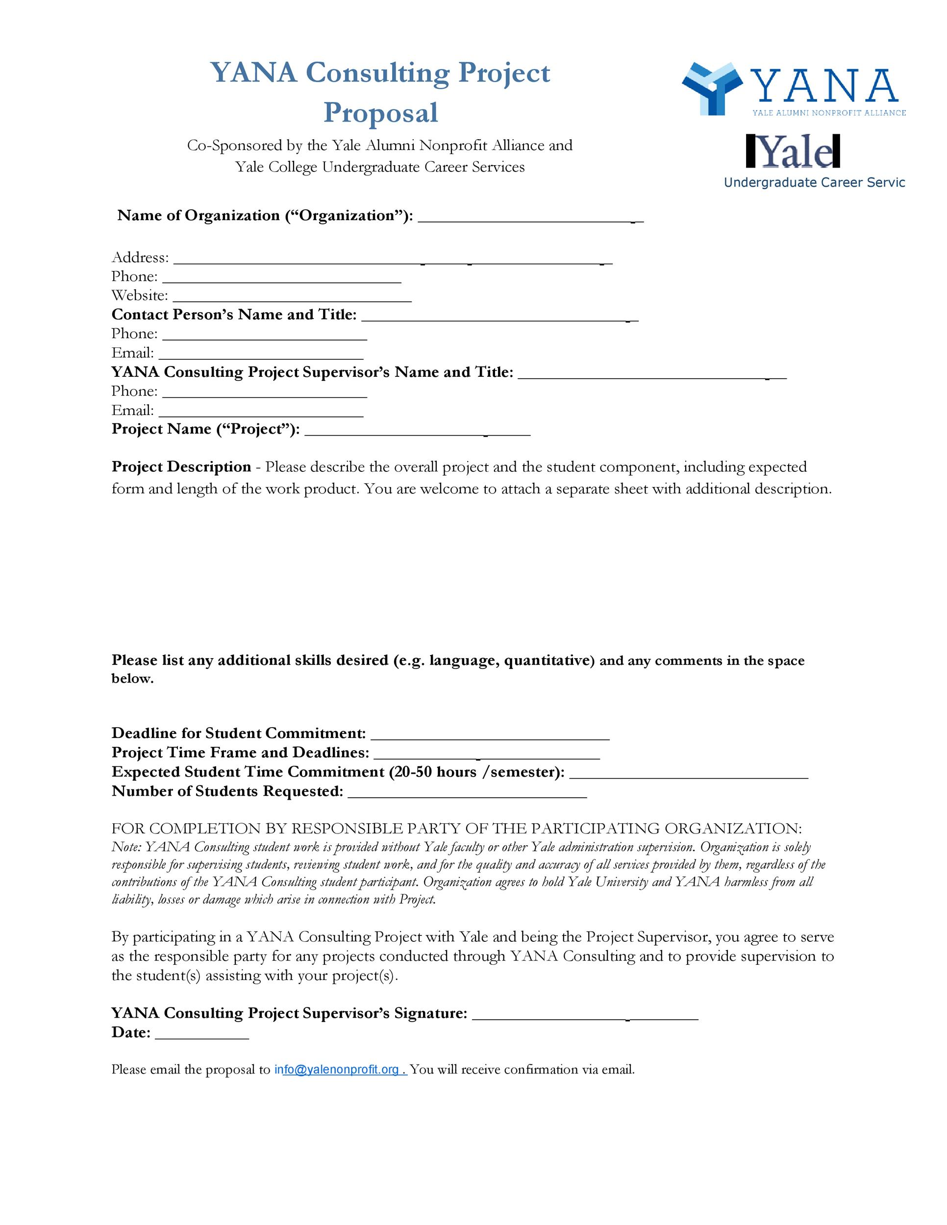 Free consulting proposal template 05
