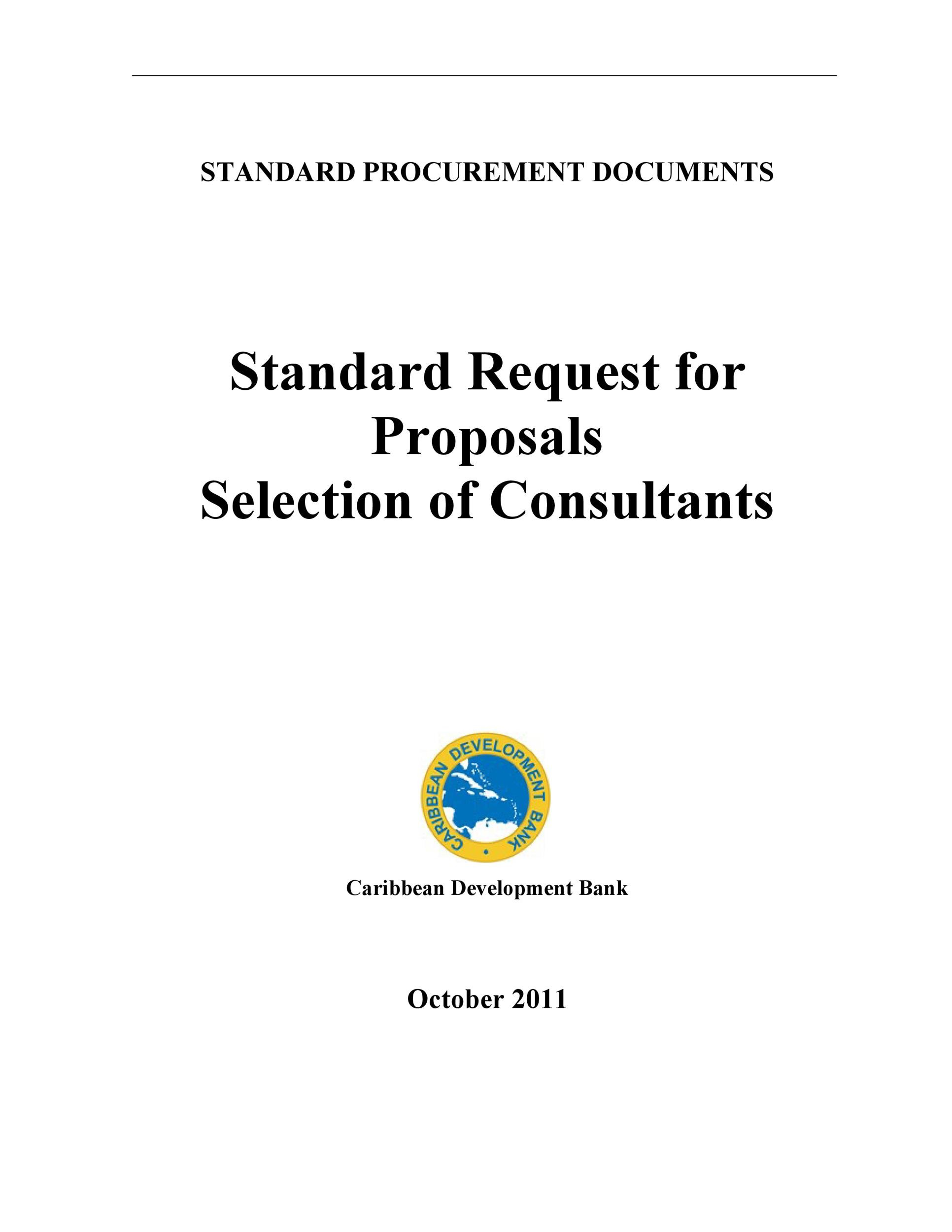 Free consulting proposal template 19