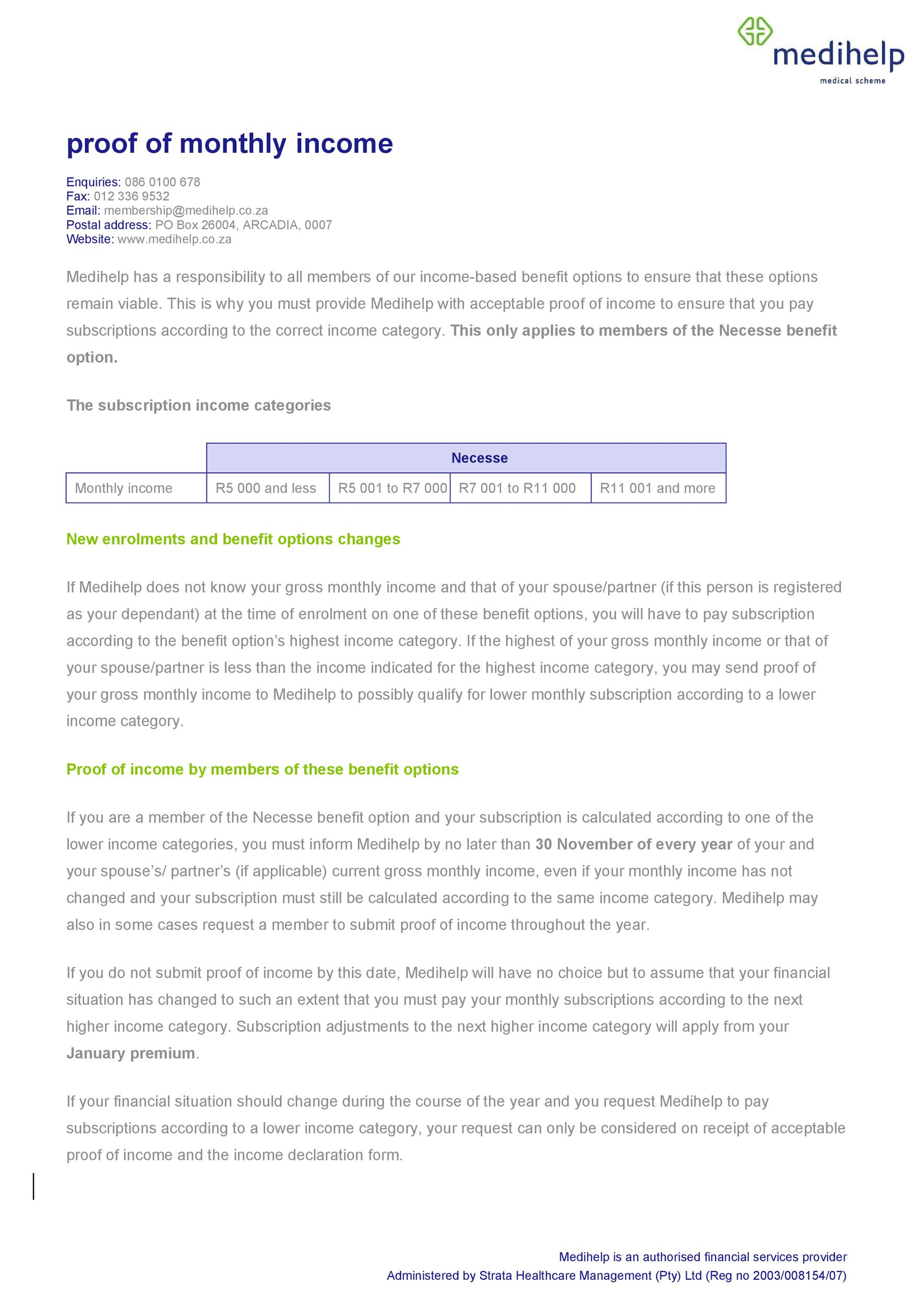 High Quality Free Income Verification Letter 28