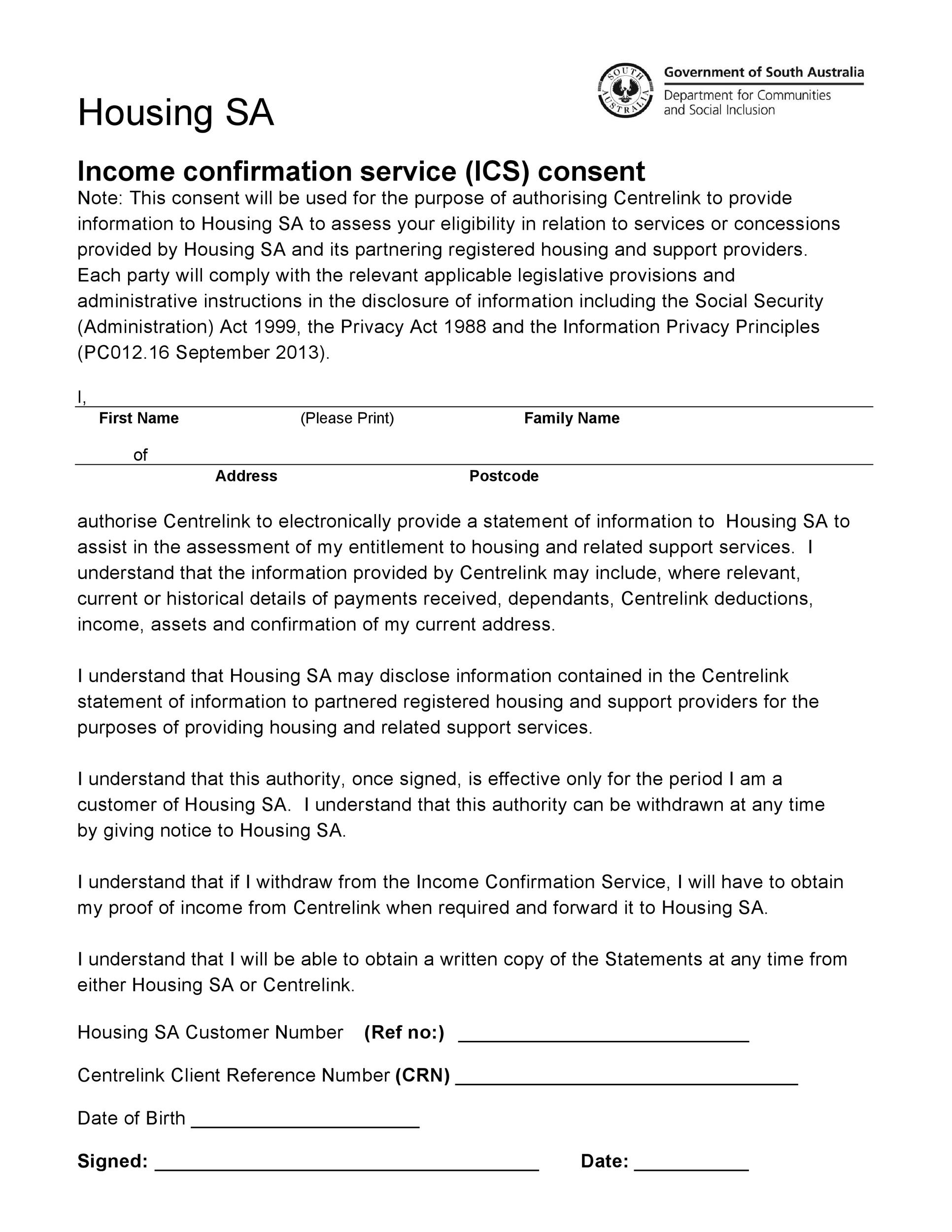 Free income verification letter 39