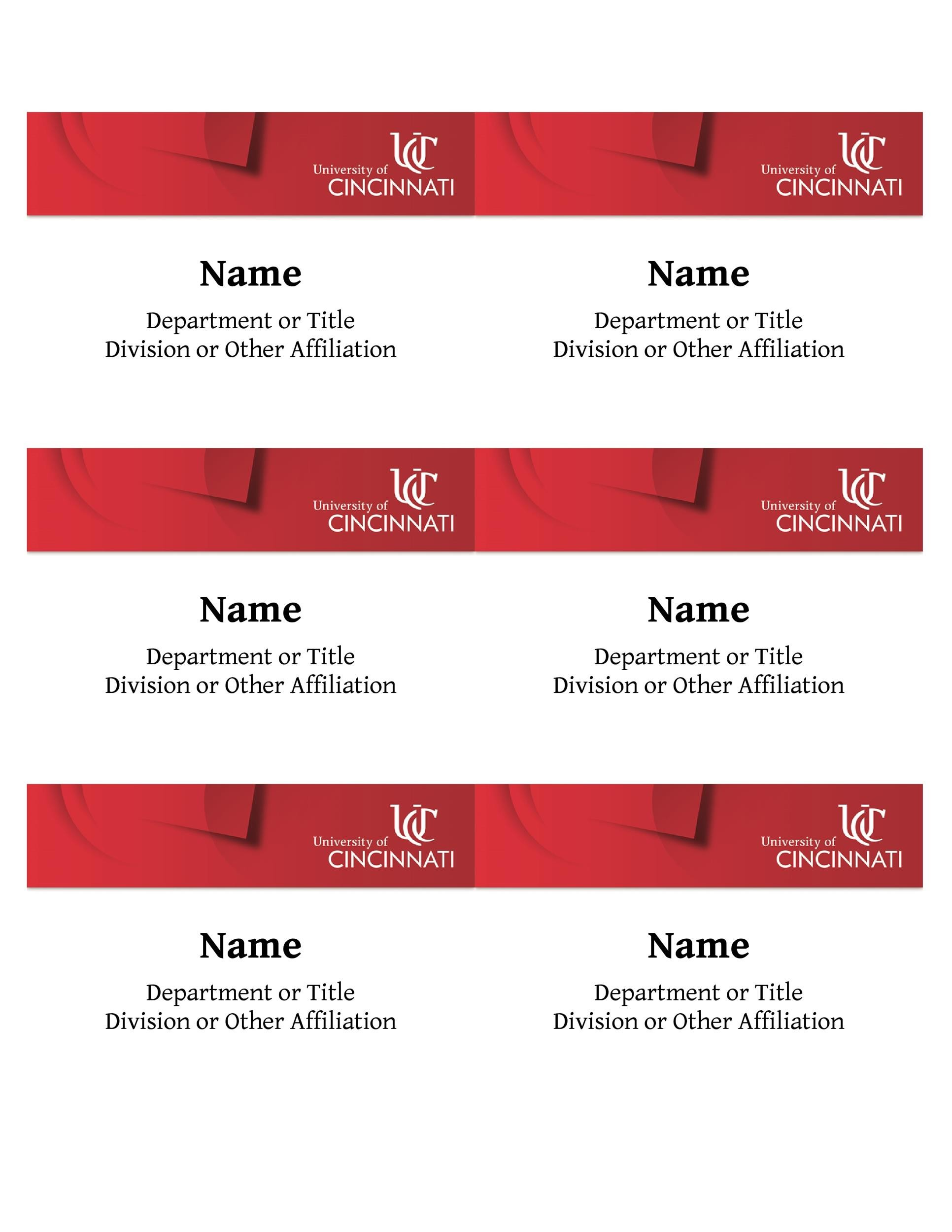 Free name tag template 35