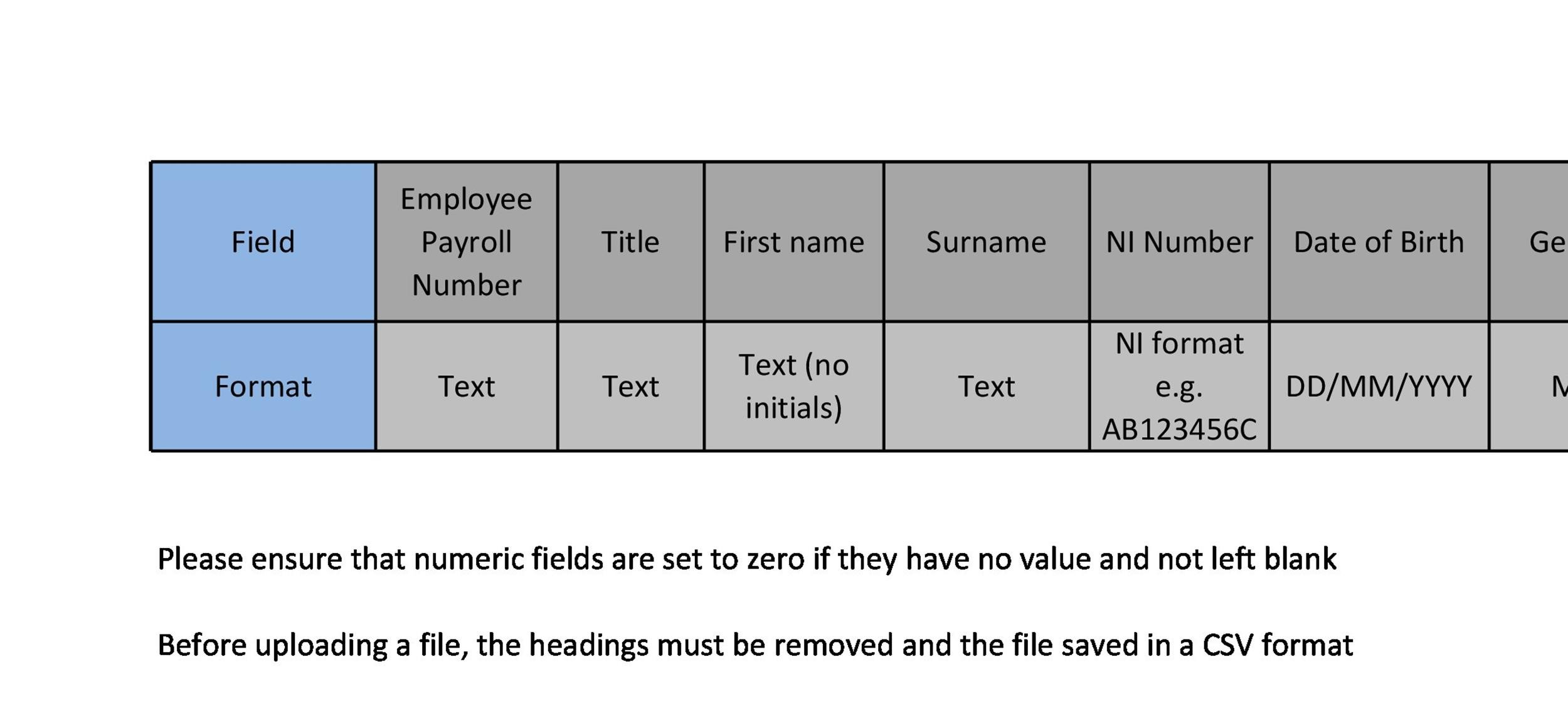 Free payroll template 11