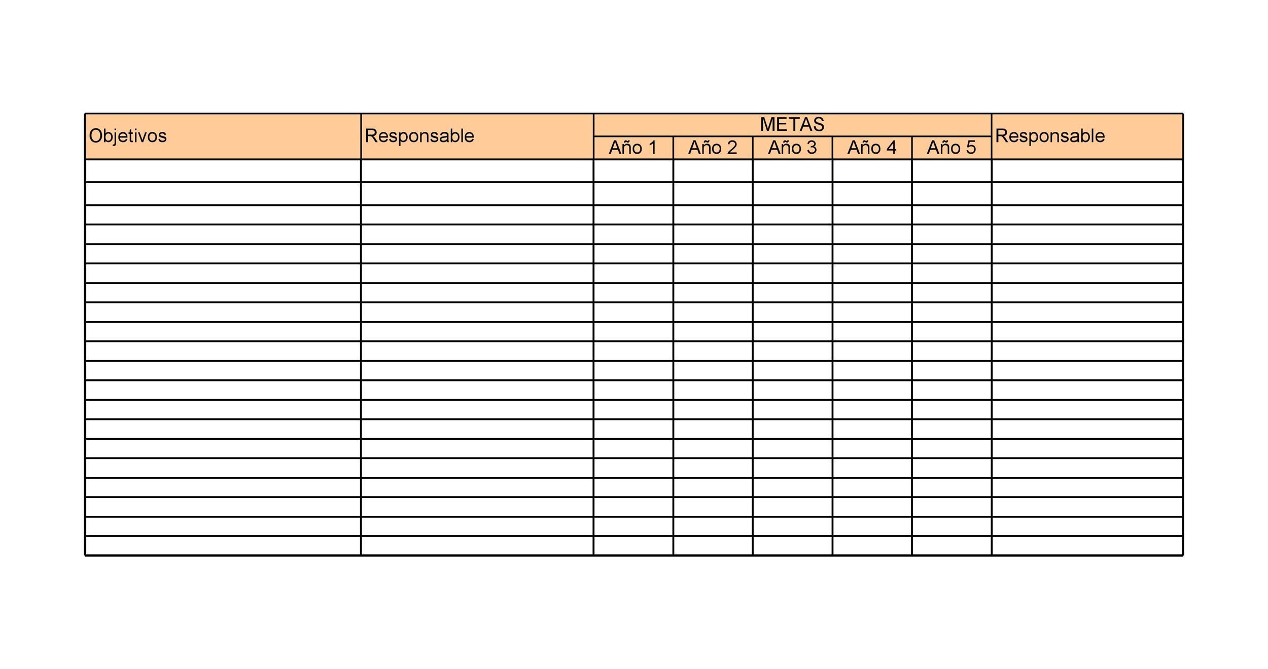 Free Balanced Scorecard Template 04