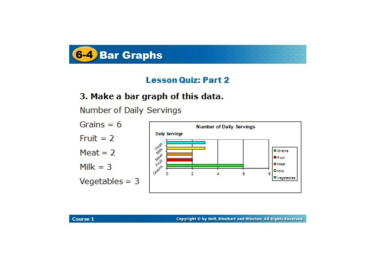 Free Bar Graph Template 27
